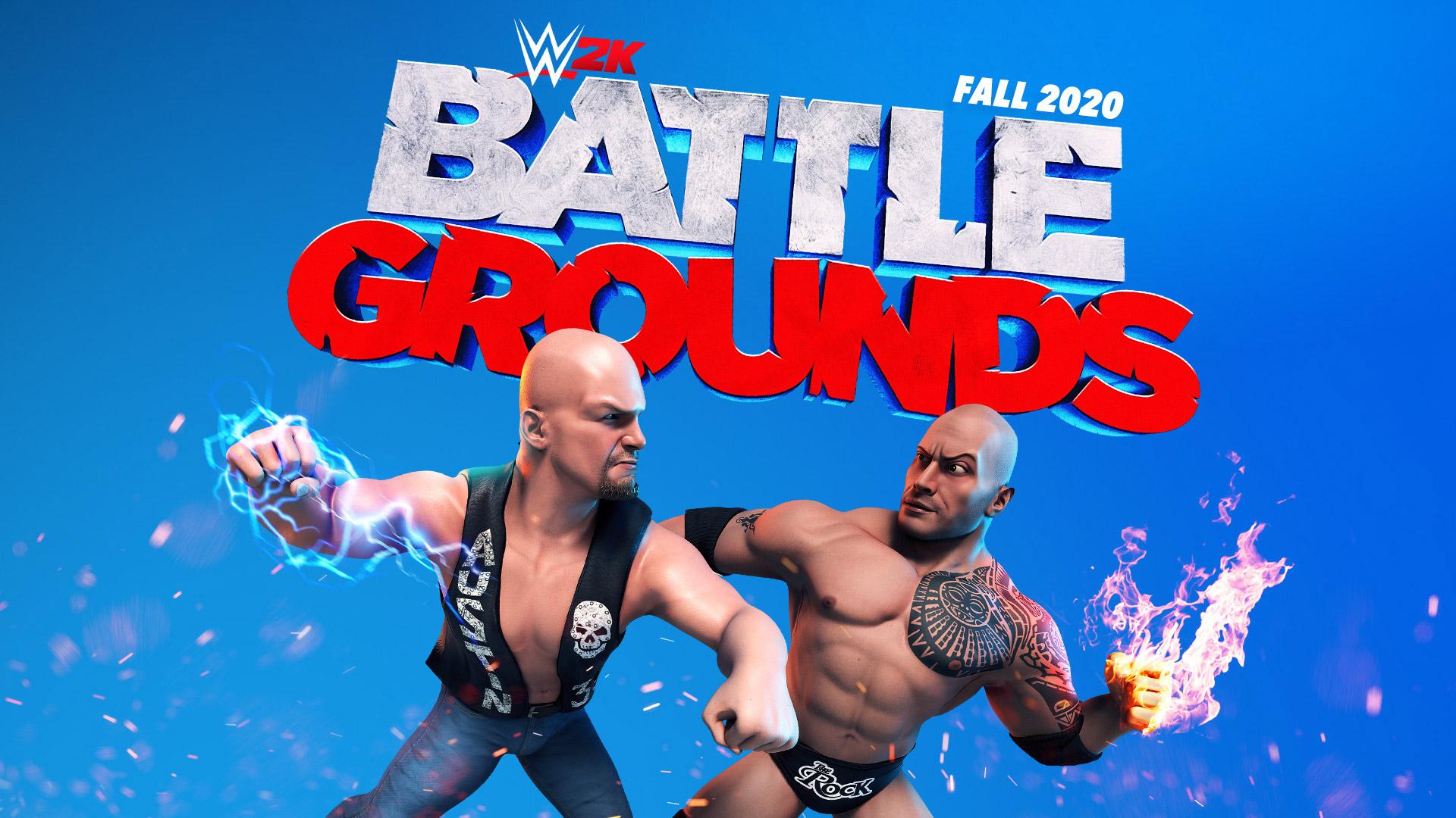 WWE 2K Battlegrounds Wallpaper in 1920x1080