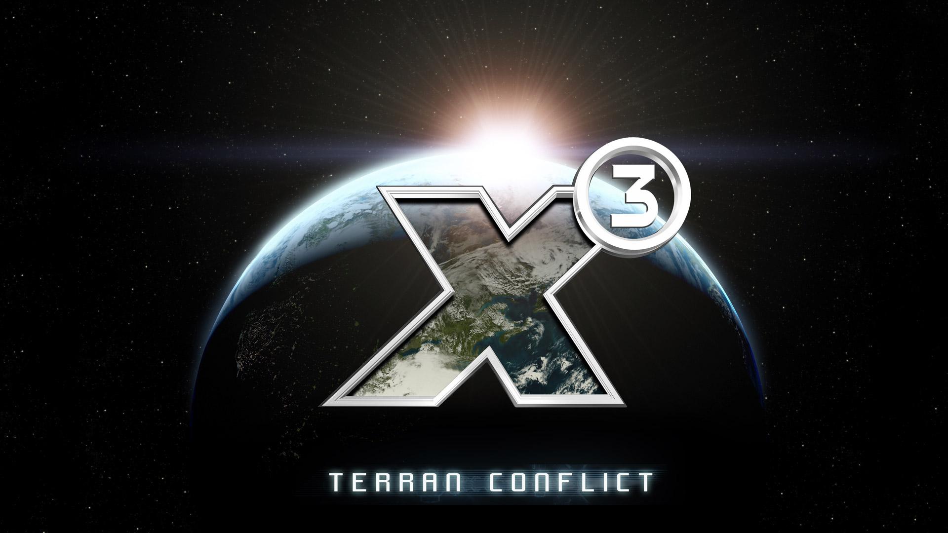 Free X3: Terran Conflict Wallpaper in 1920x1080