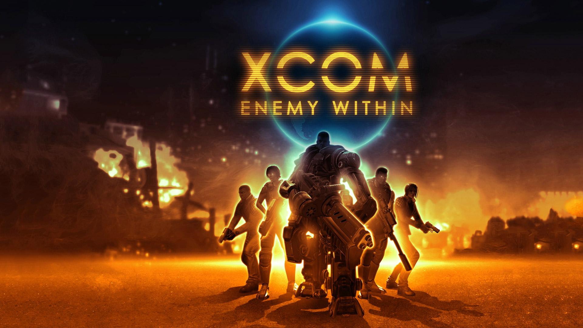 XCOM: Enemy Within Wallpaper in 1920x1080