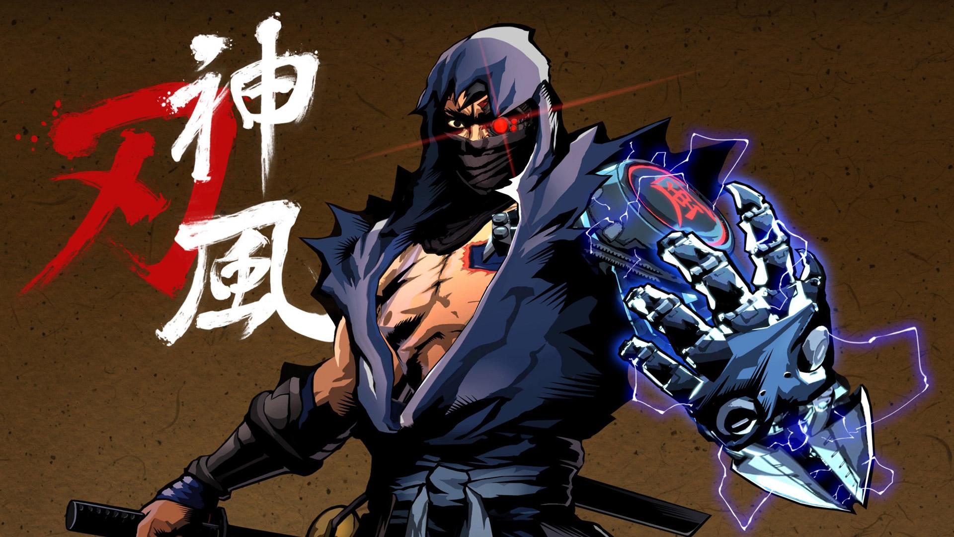 Free Yaiba Ninja Gaiden Z Wallpaper in 1920x1080