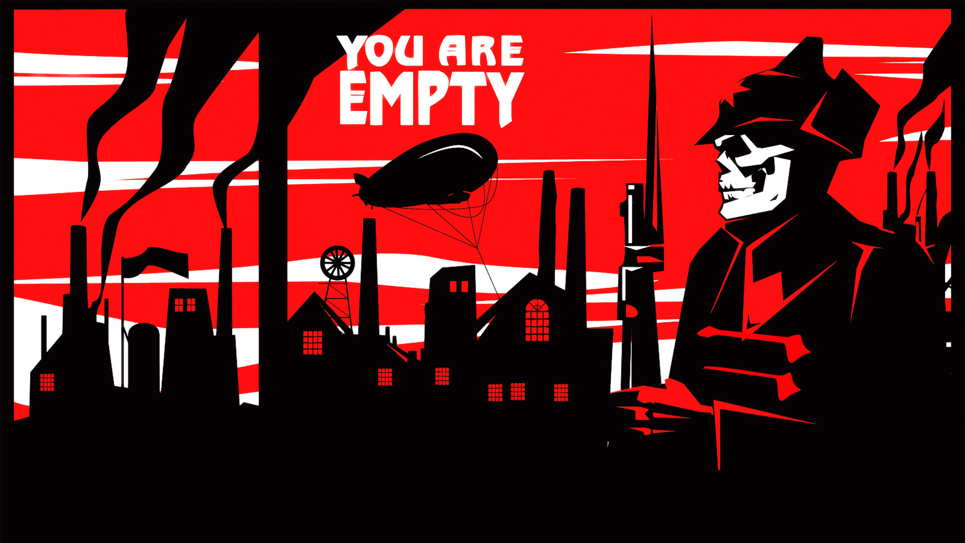 Free You Are Empty Wallpaper in 1920x1080