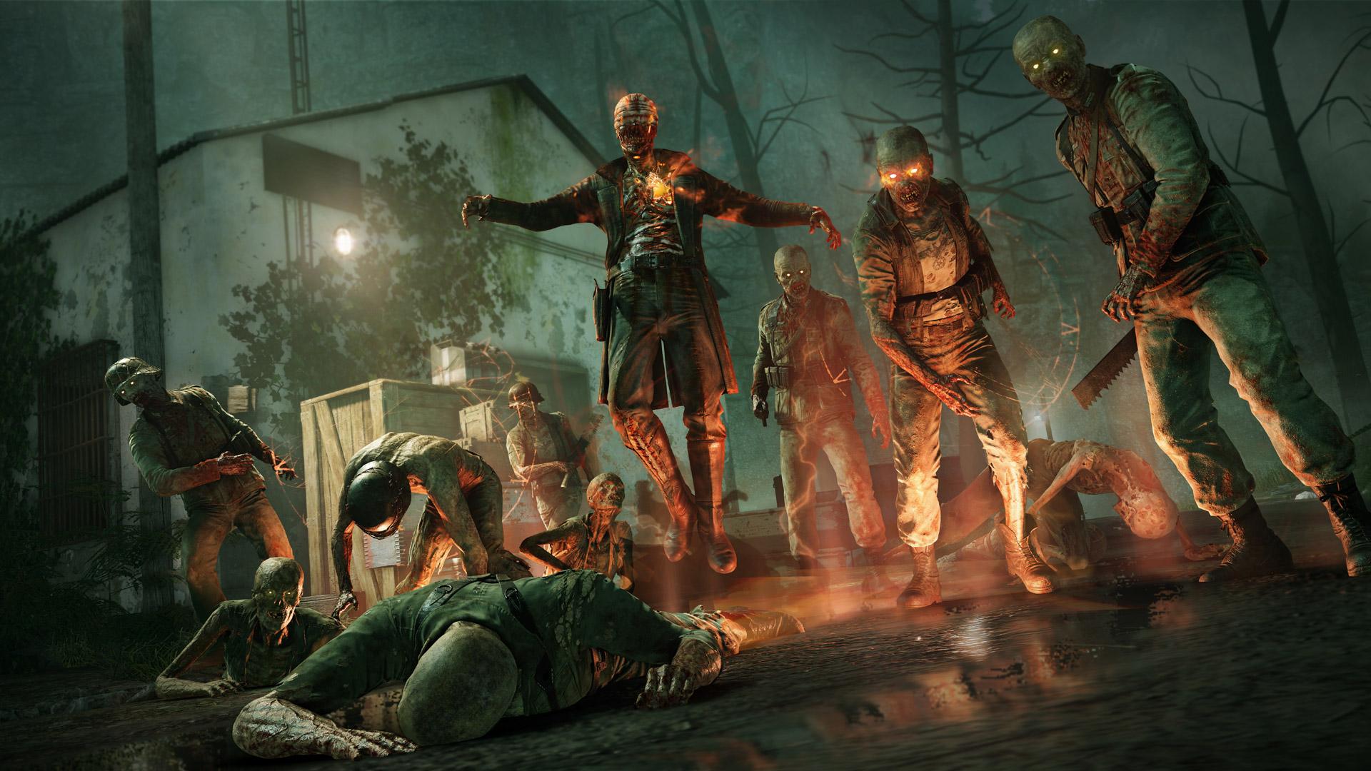 Free Zombie Army 4: Dead War Wallpaper in 1920x1080