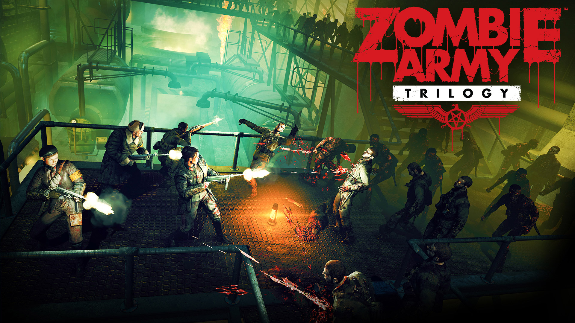 Zombie Army Trilogy Wallpaper in 1920x1080
