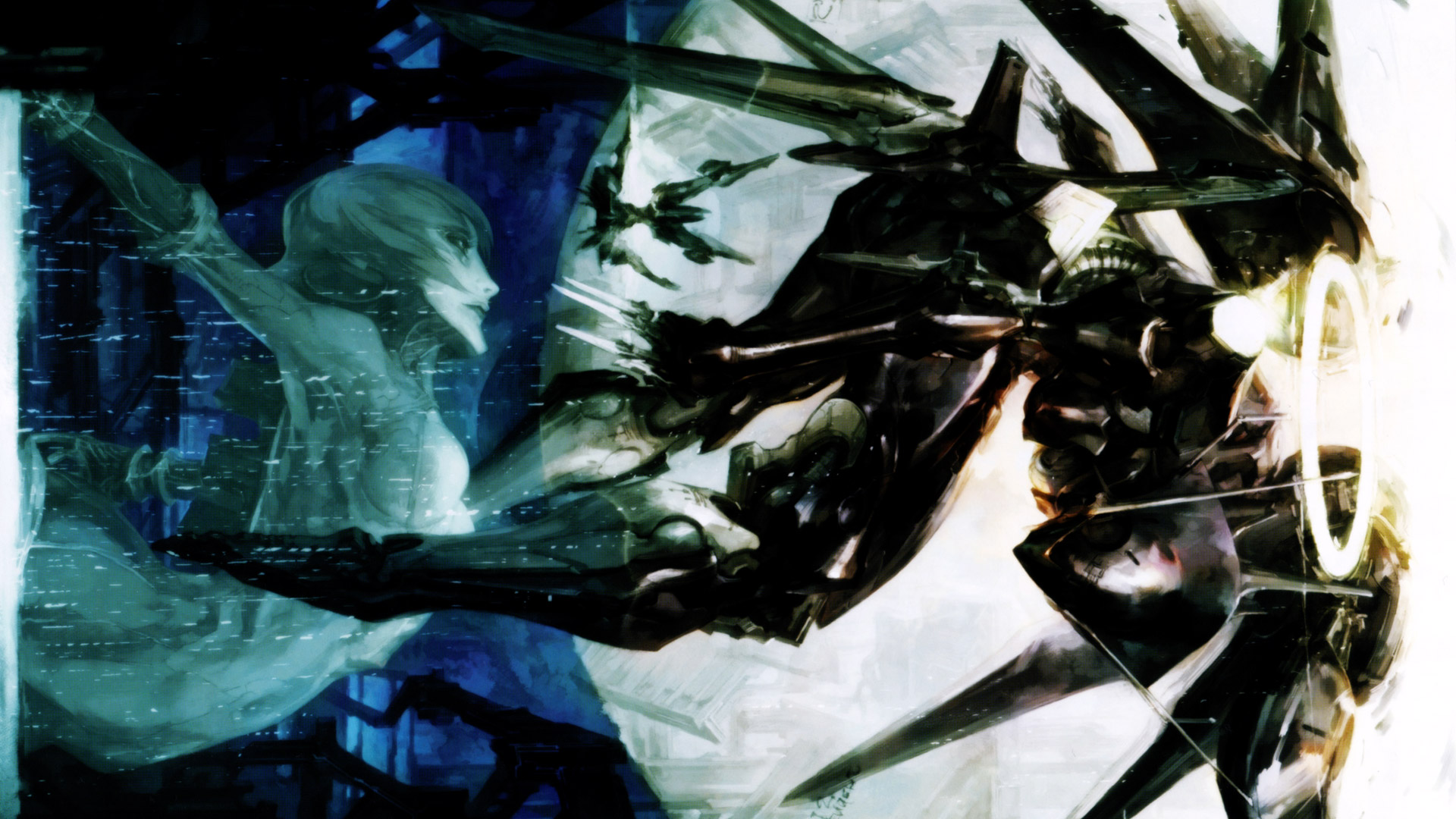 Zone of the Enders Wallpaper in 1920x1080