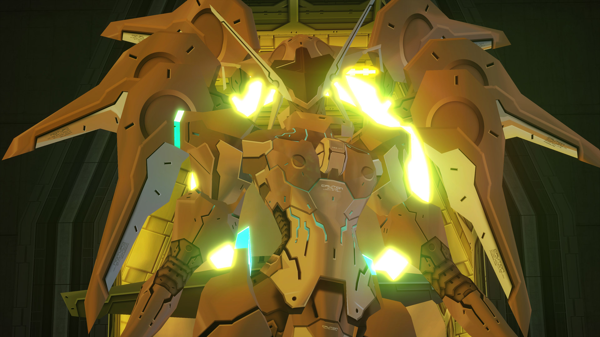 Free Zone of the Enders: The 2nd Runner Wallpaper in 1920x1080