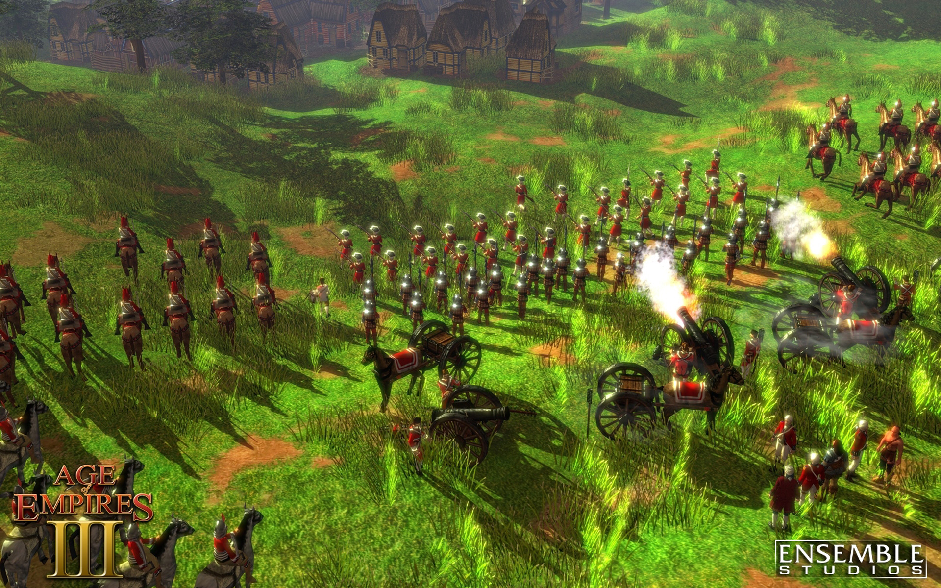 Free Age of Empires III Wallpaper in 1920x1200