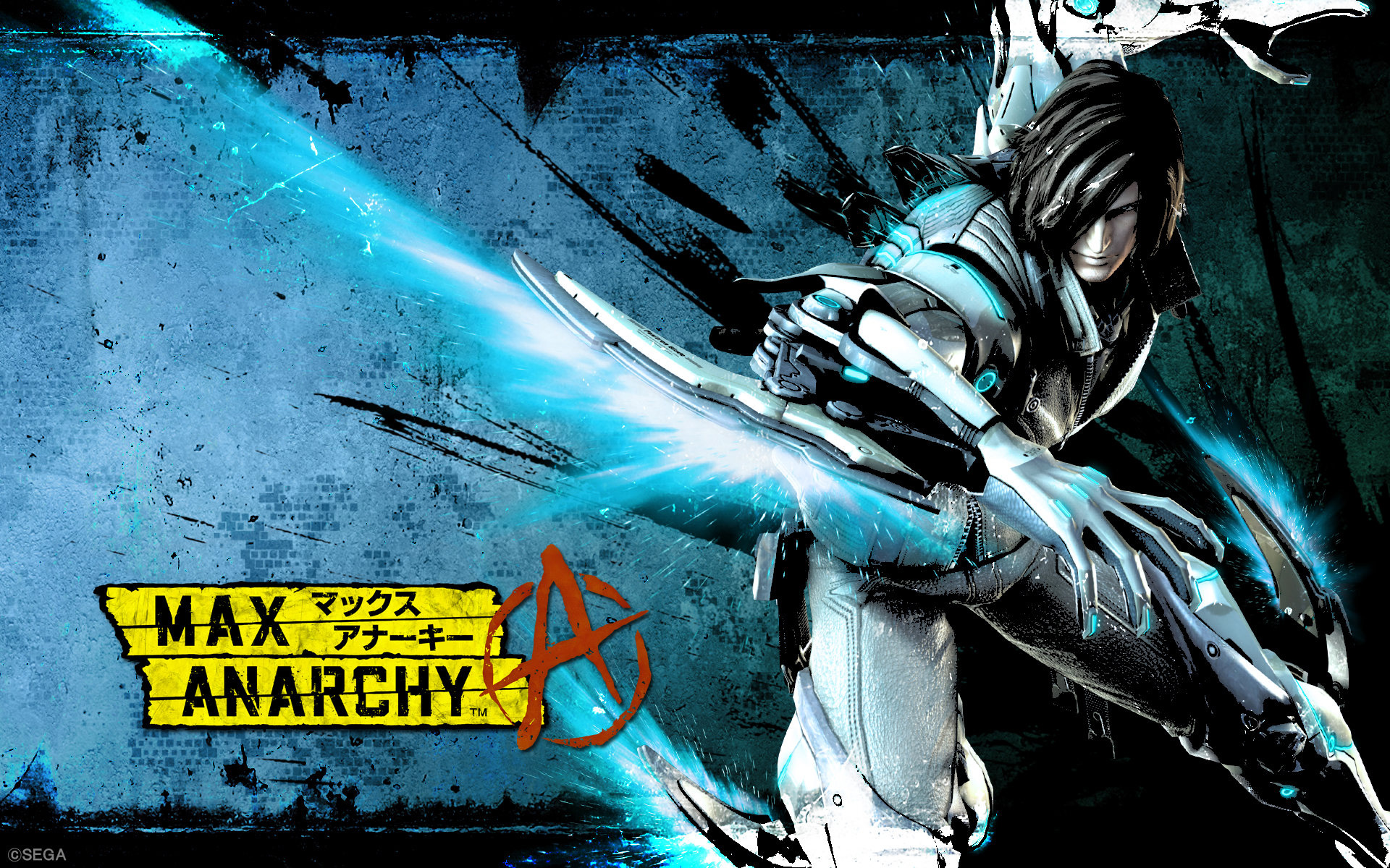 Free Anarchy Reigns Wallpaper in 1920x1200
