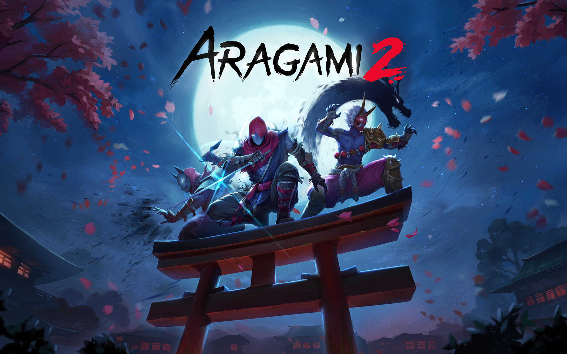 Free Aragami 2 Wallpaper in 1920x1200