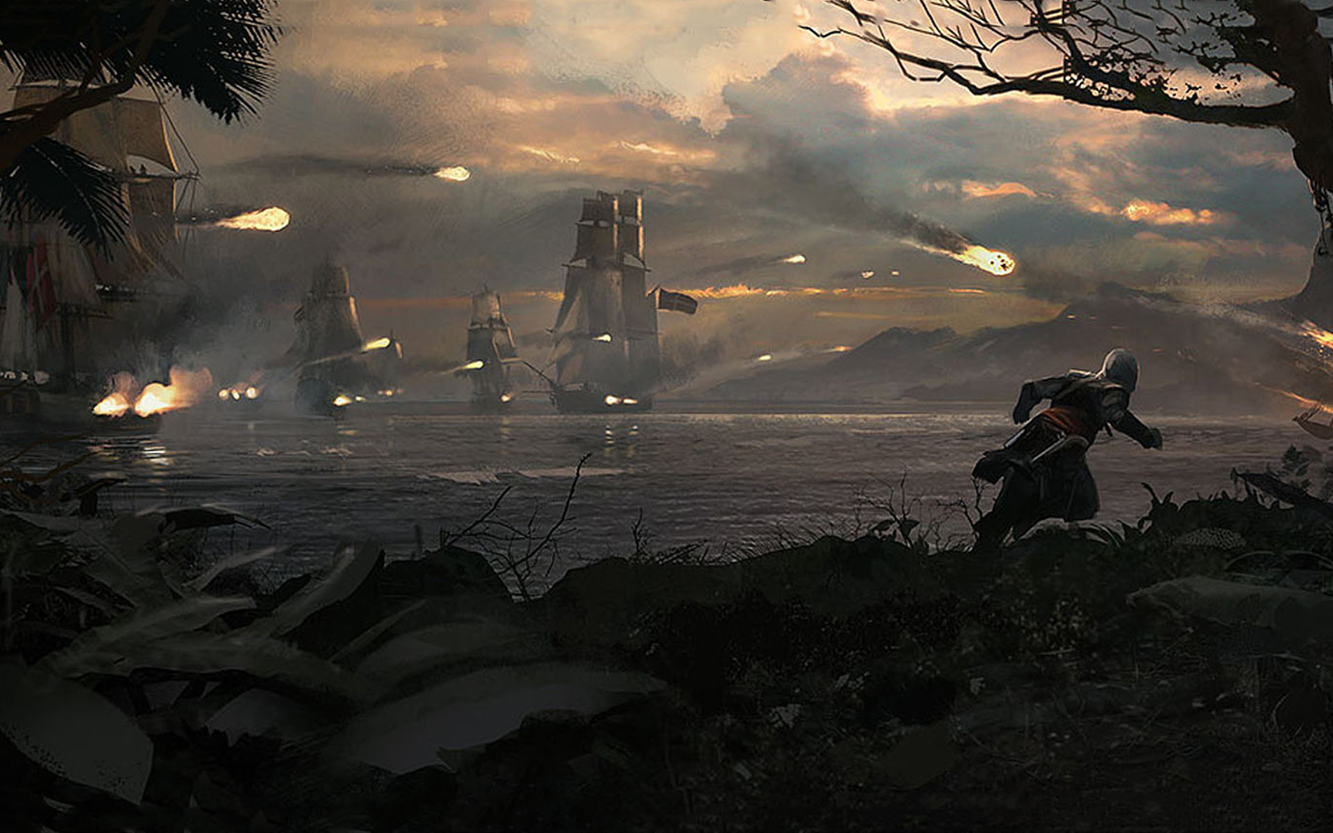 Assassin's Creed IV: Black Flag Wallpaper in 1920x1200