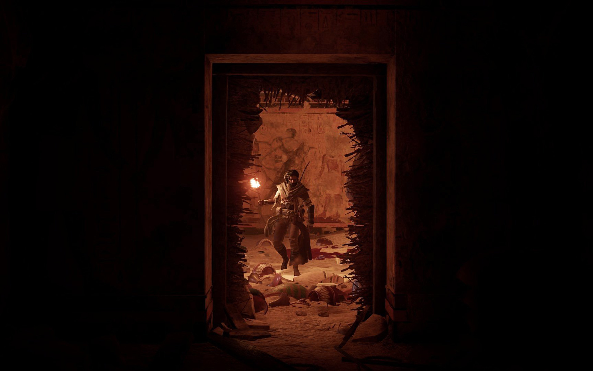 Assassin's Creed Origins Wallpaper in 1920x1200