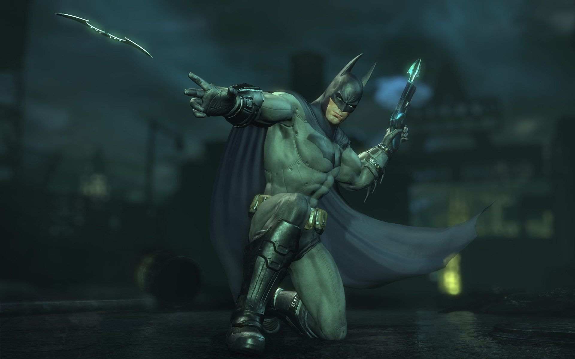 Free Batman: Arkham City Wallpaper in 1920x1200