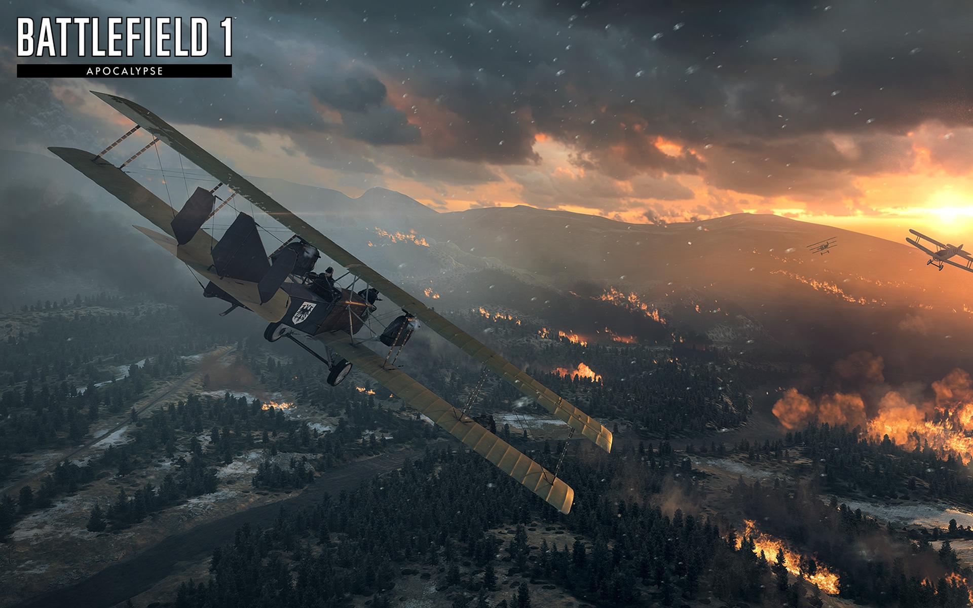 Free Battlefield 1 Wallpaper in 1920x1200