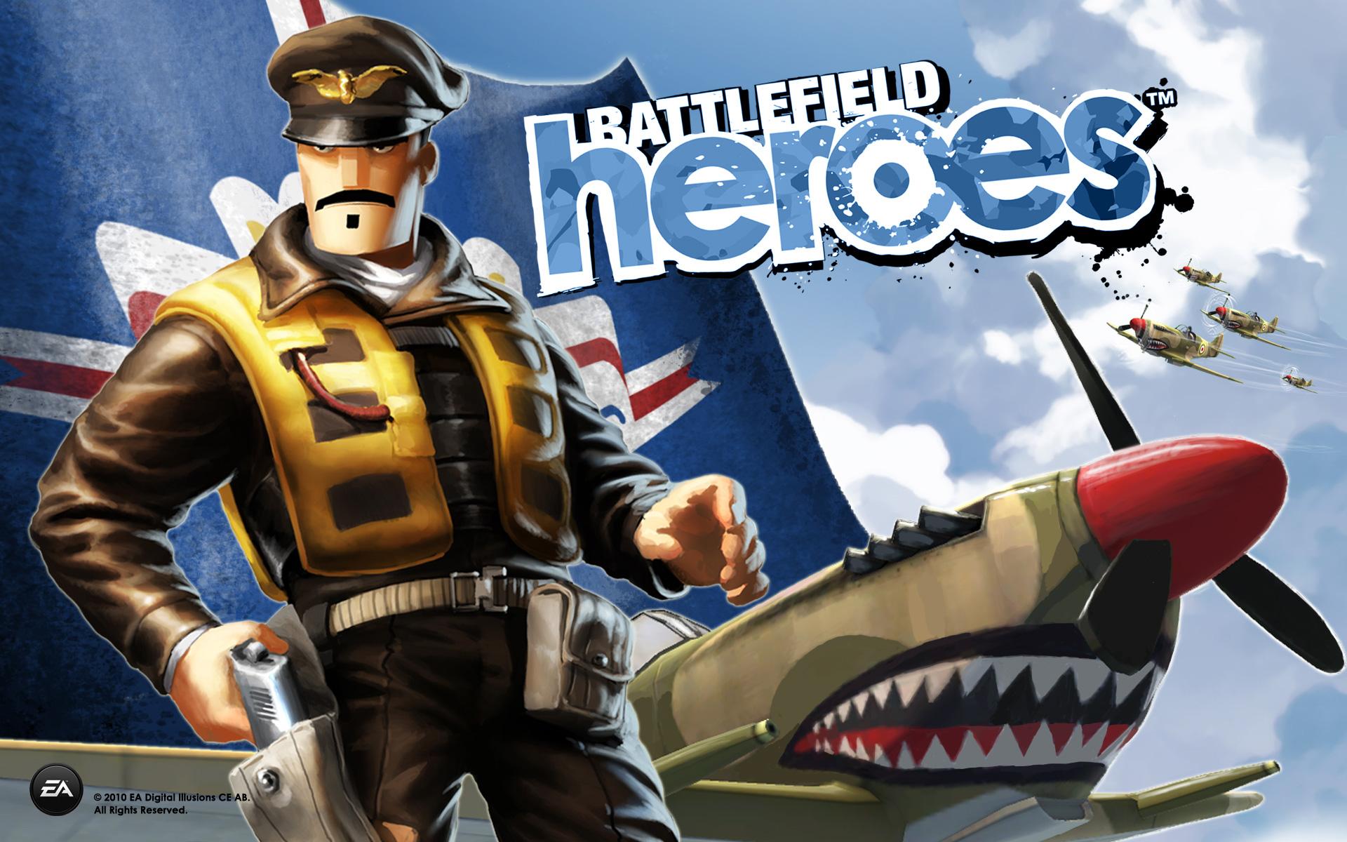 Free Battlefield Heroes Wallpaper in 1920x1200