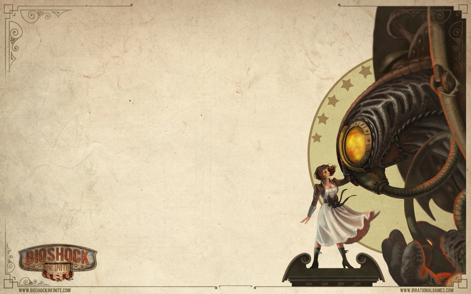 Free Bioshock Infinite Wallpaper in 1920x1200