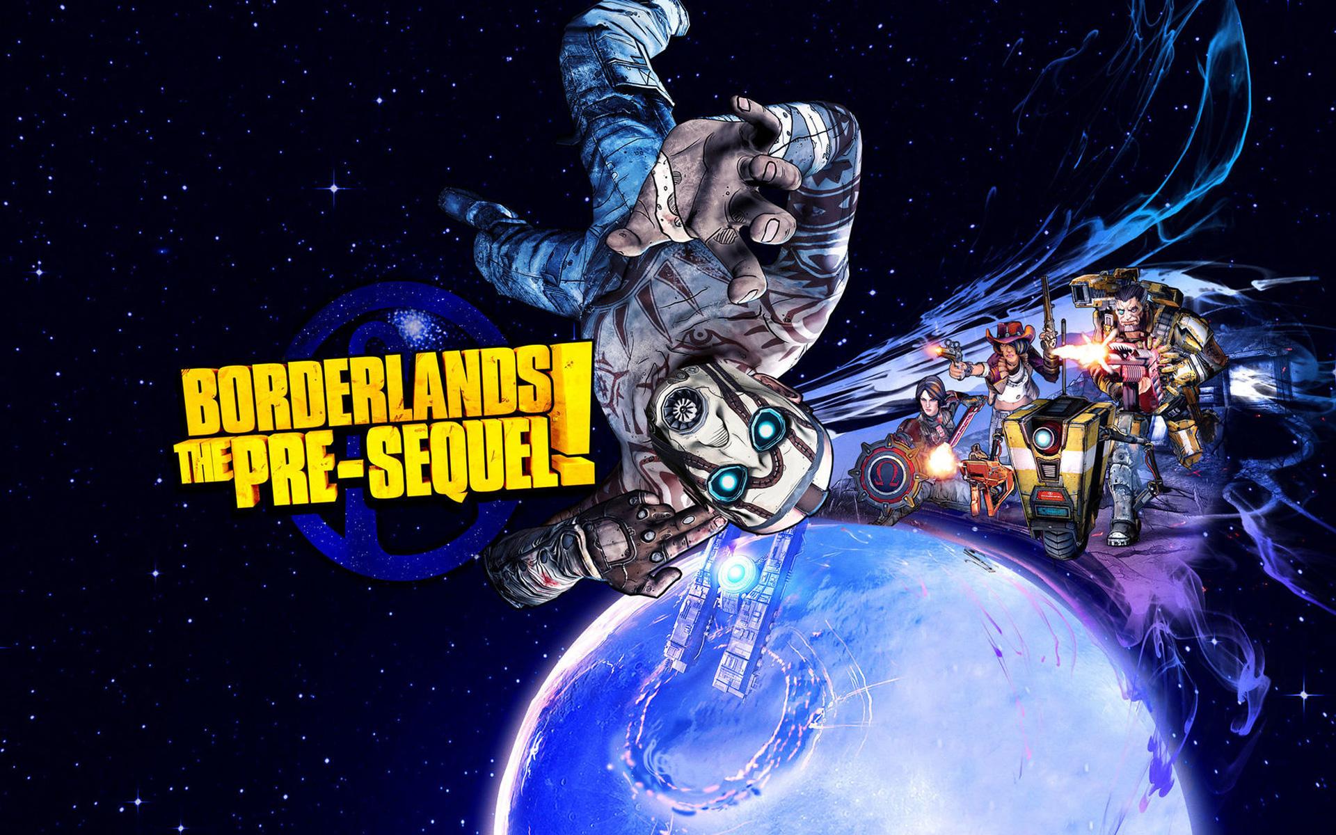Borderlands: The Pre-Sequel Wallpaper in 1920x1200
