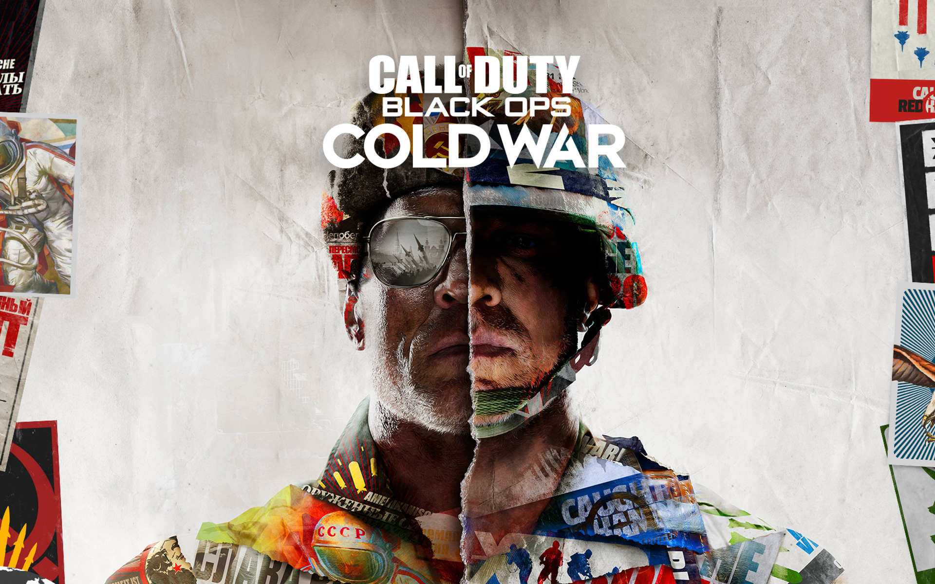Free Call of Duty: Black Ops Cold War Wallpaper in 1920x1200