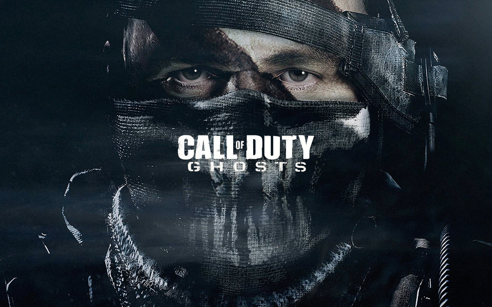 Call of Duty: Ghosts Wallpaper in 1920x1200