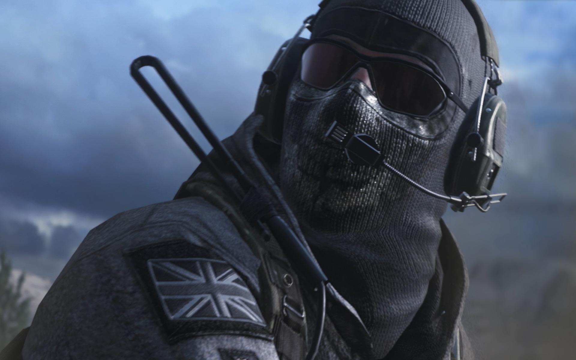 Call of Duty: Modern Warfare 2 Wallpaper in 1920x1200