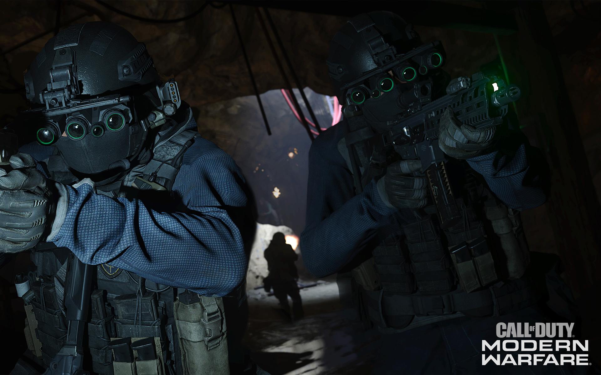 Call of Duty: Modern Warfare (2019) Wallpaper in 1920x1200