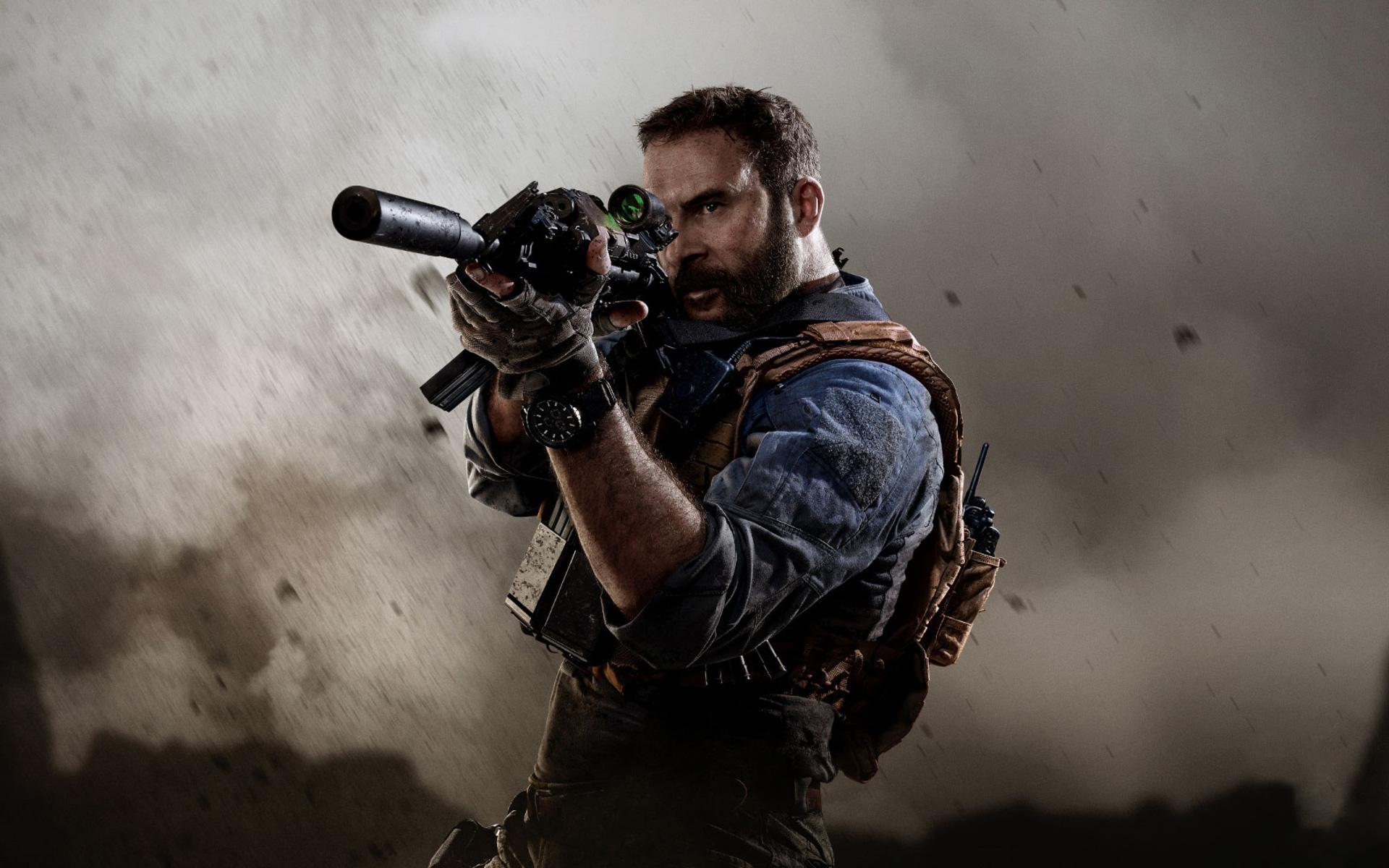 Free Call of Duty: Modern Warfare (2019) Wallpaper in 1920x1200