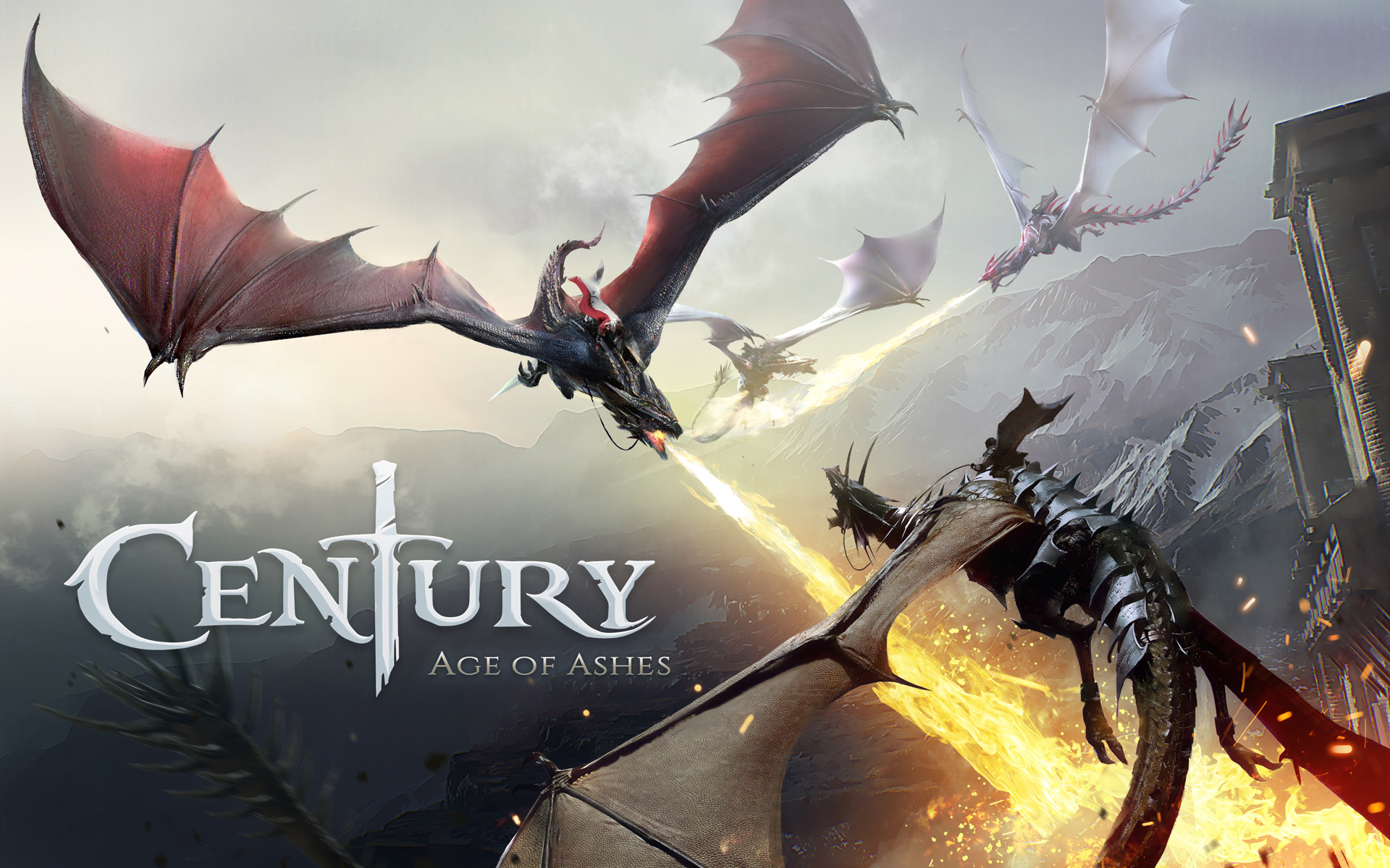 Free Century: Age of Ashes Wallpaper in 1920x1200