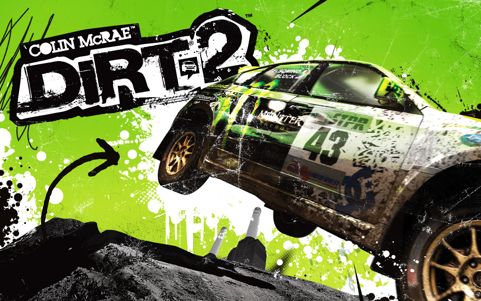 Colin McRae: Dirt 2 Wallpaper in 1920x1200