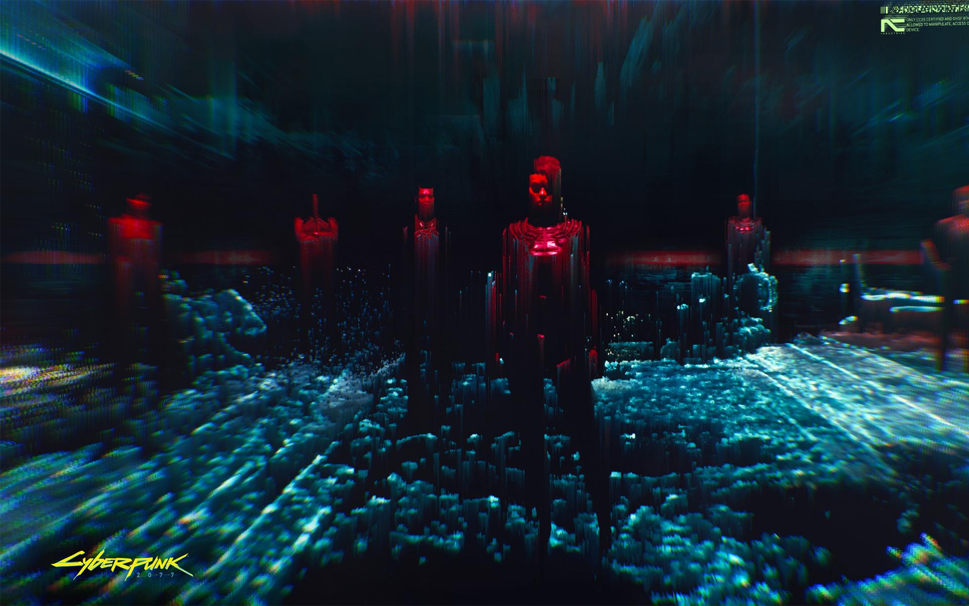 Free Cyberpunk 2077 Wallpaper in 1920x1200