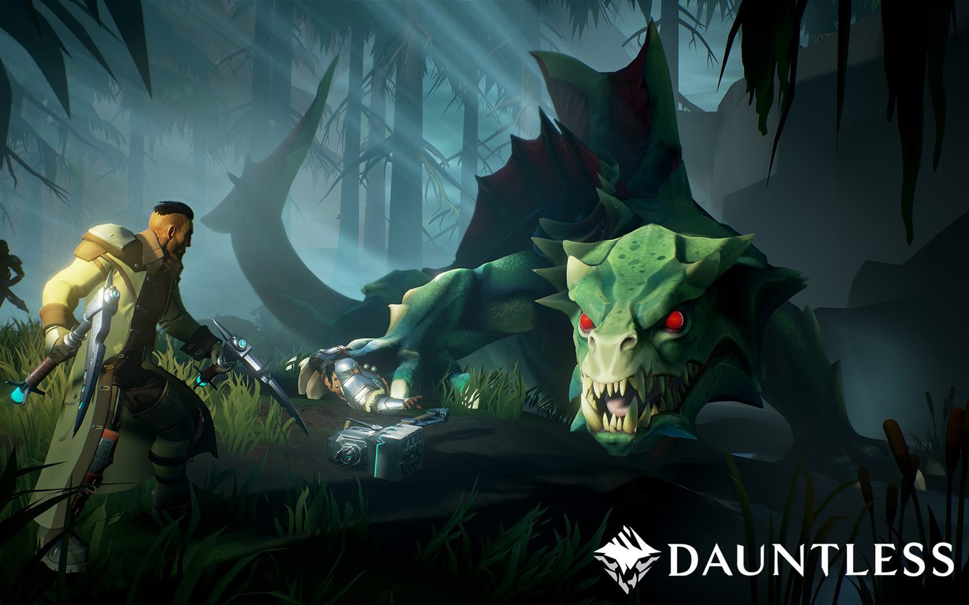 Free Dauntless Wallpaper in 1920x1200