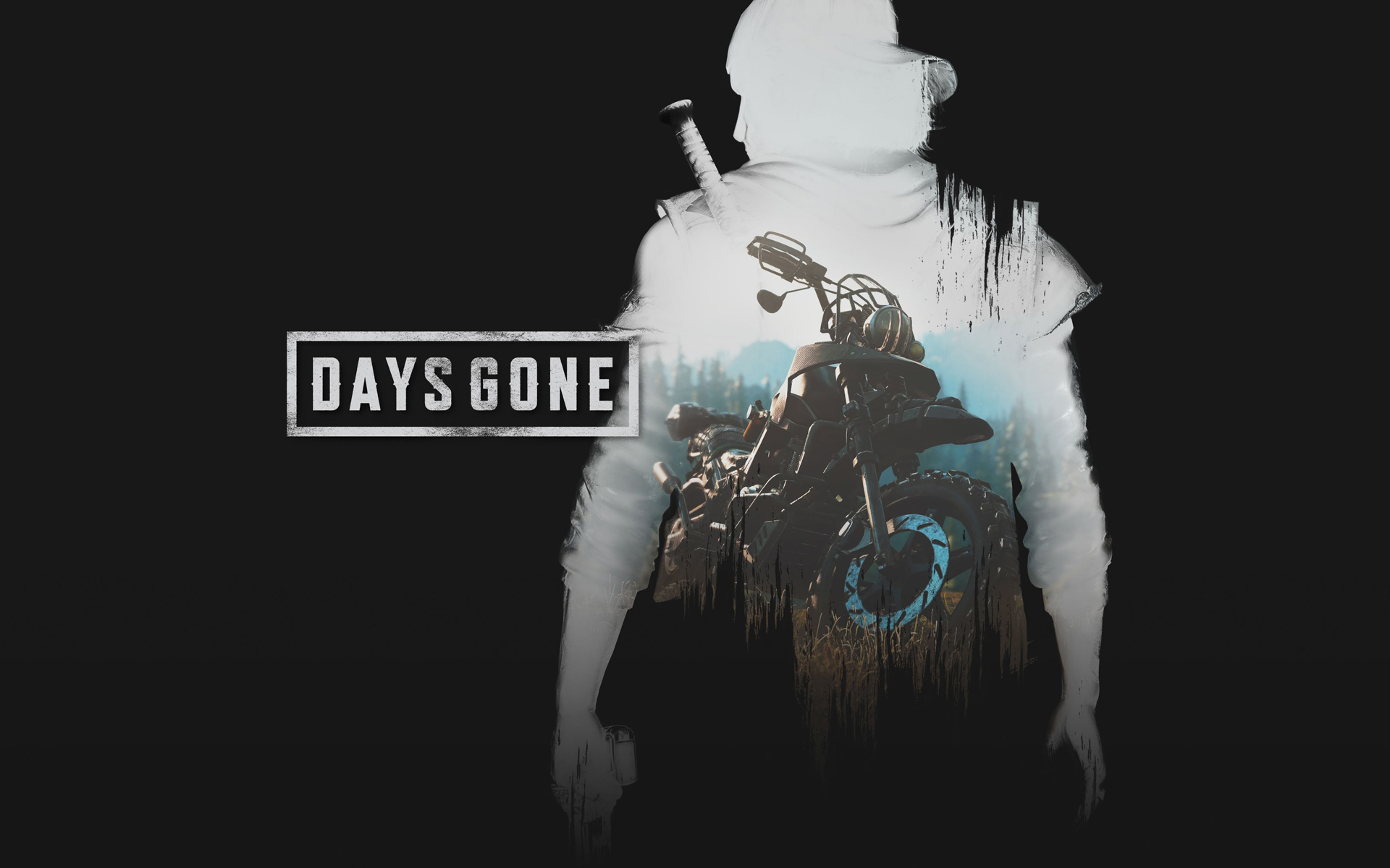 Free Days Gone Wallpaper in 1920x1200