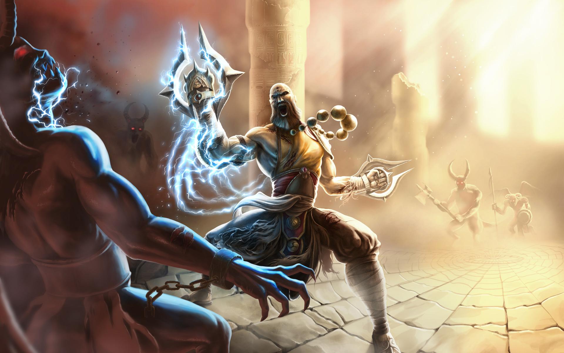 Free Diablo III Wallpaper in 1920x1200