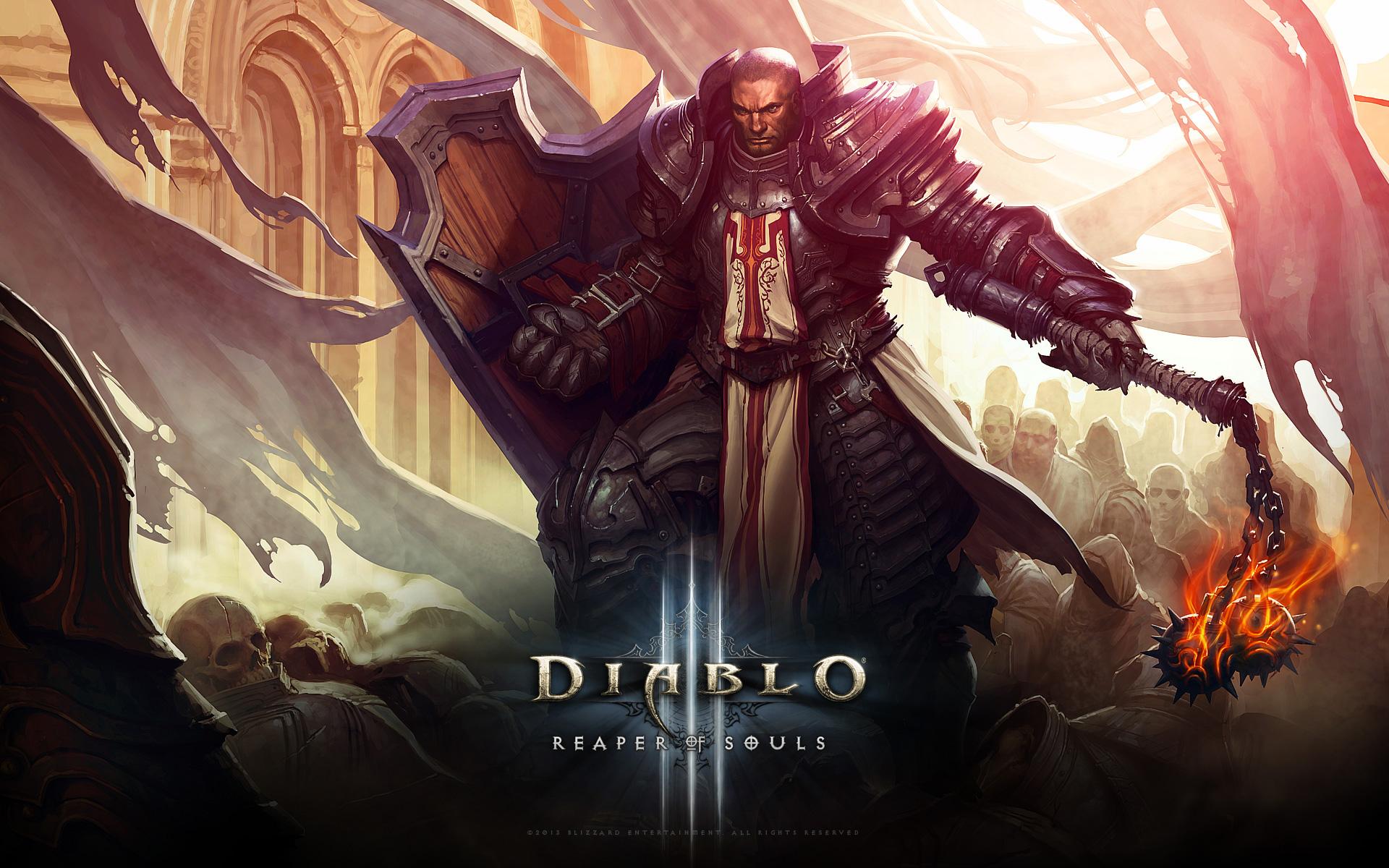Diablo III Wallpaper in 1920x1200