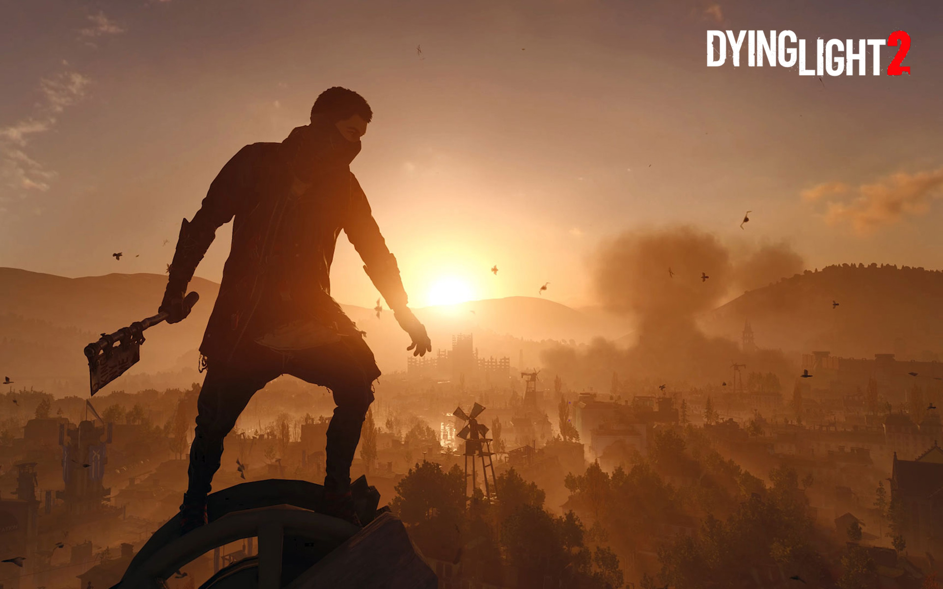 Free Dying Light 2 Wallpaper in 1920x1200