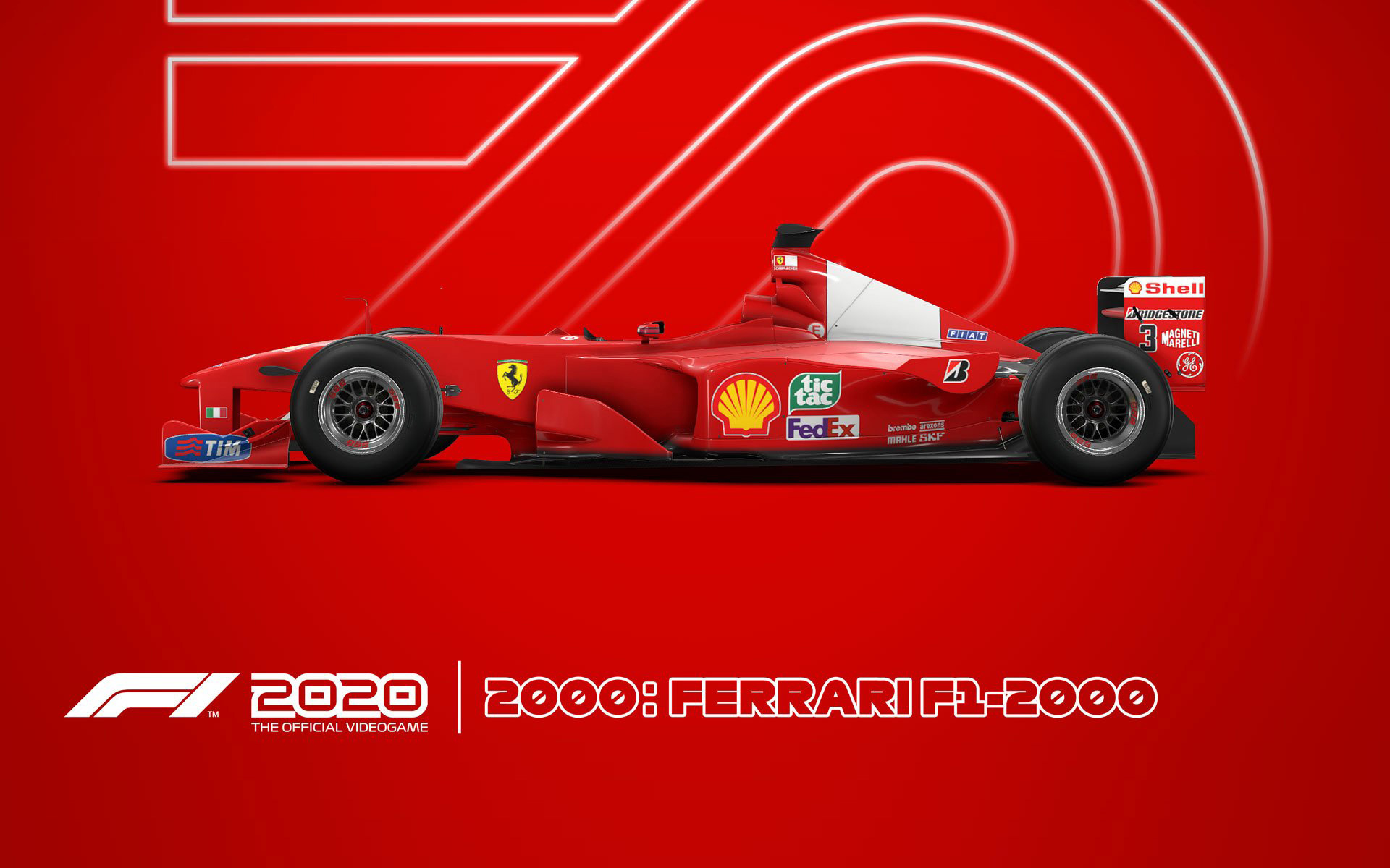 F1 2020 Wallpaper in 1920x1200