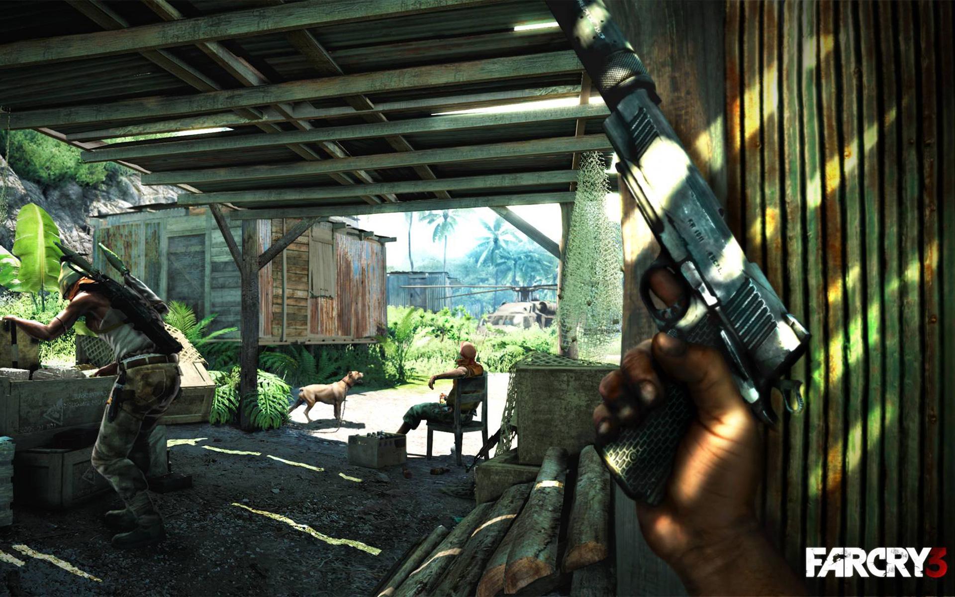 Free Far Cry 3 Wallpaper in 1920x1200