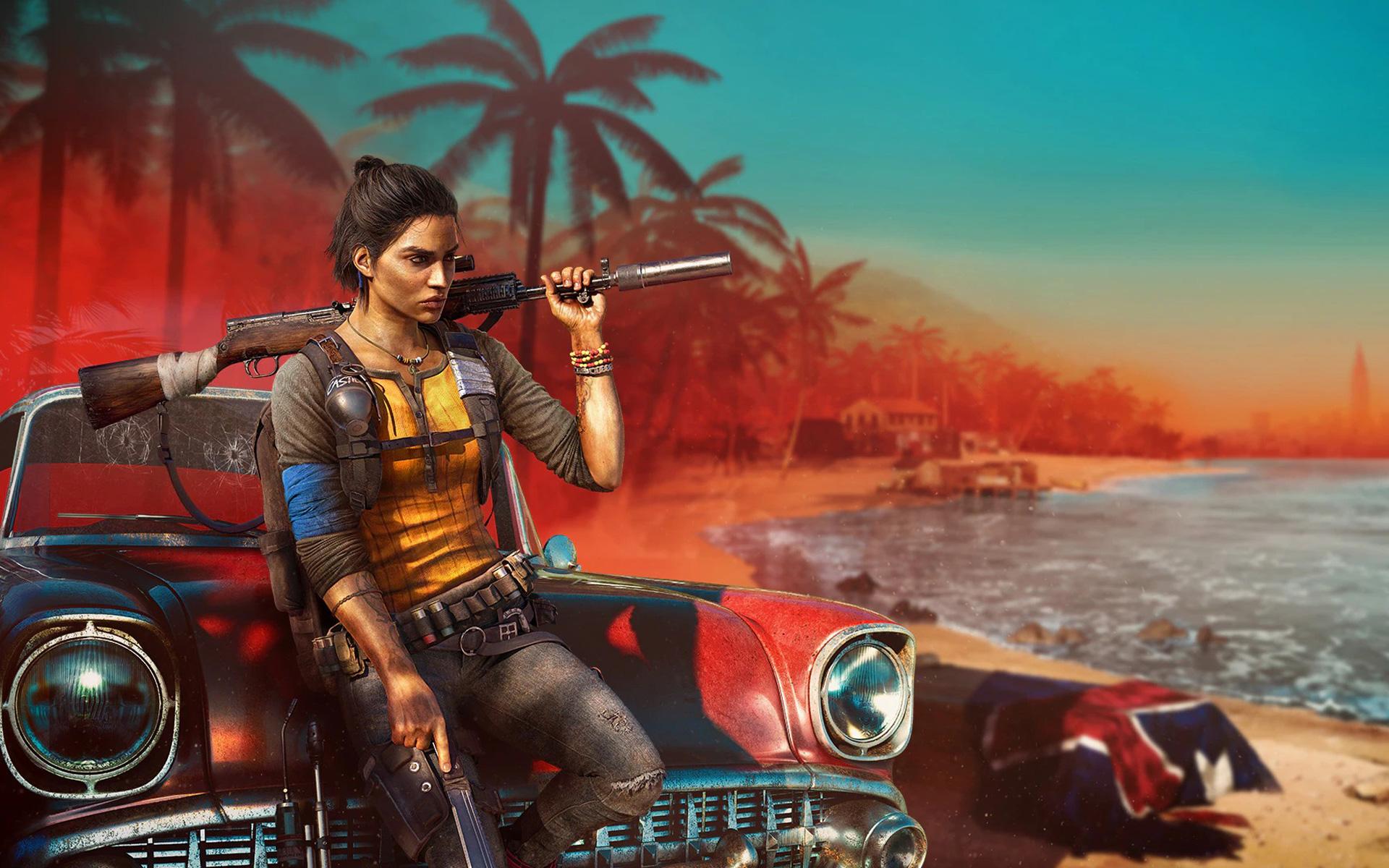 Free Far Cry 6 Wallpaper in 1920x1200
