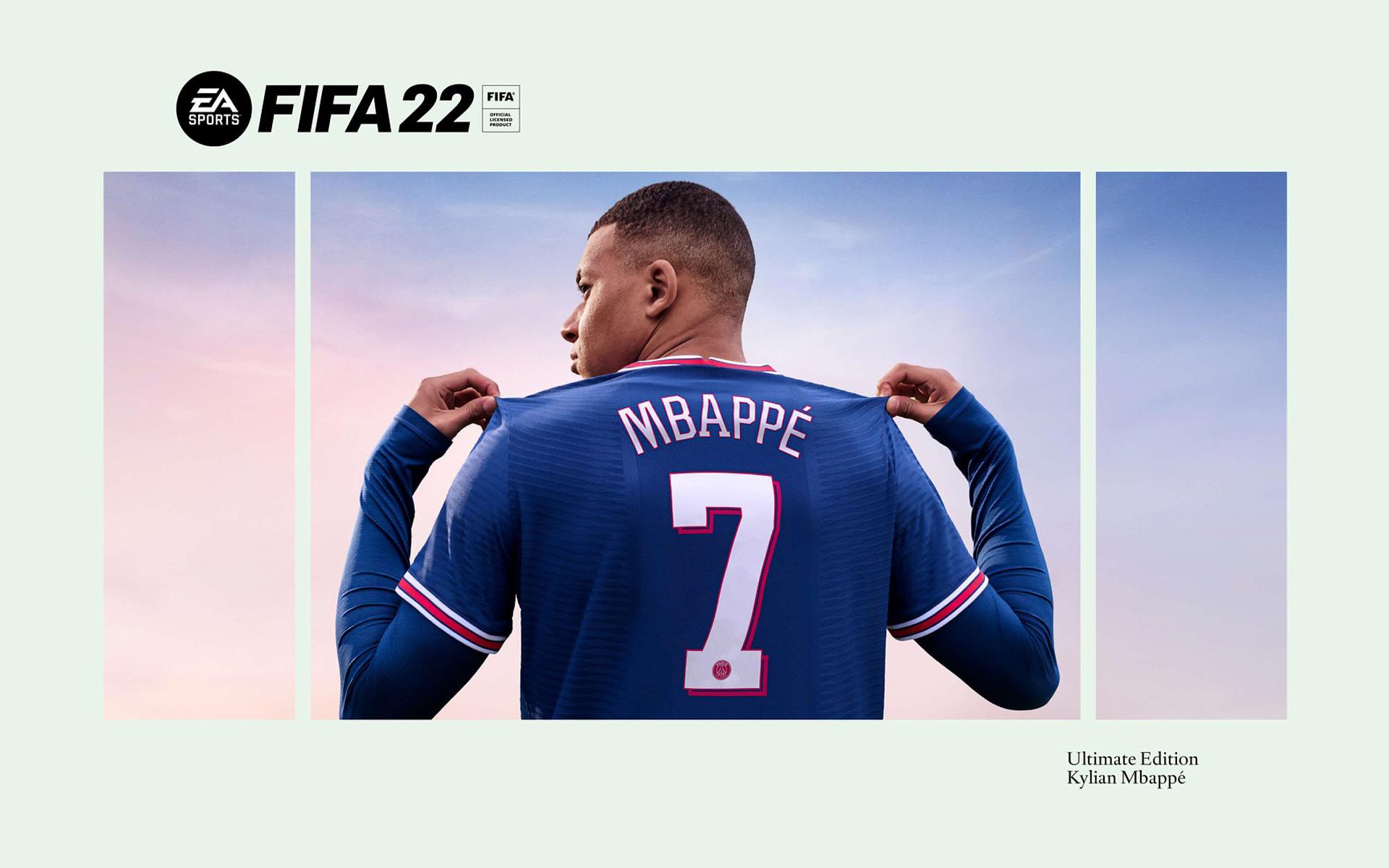 Free FIFA 22 Wallpaper in 1920x1200