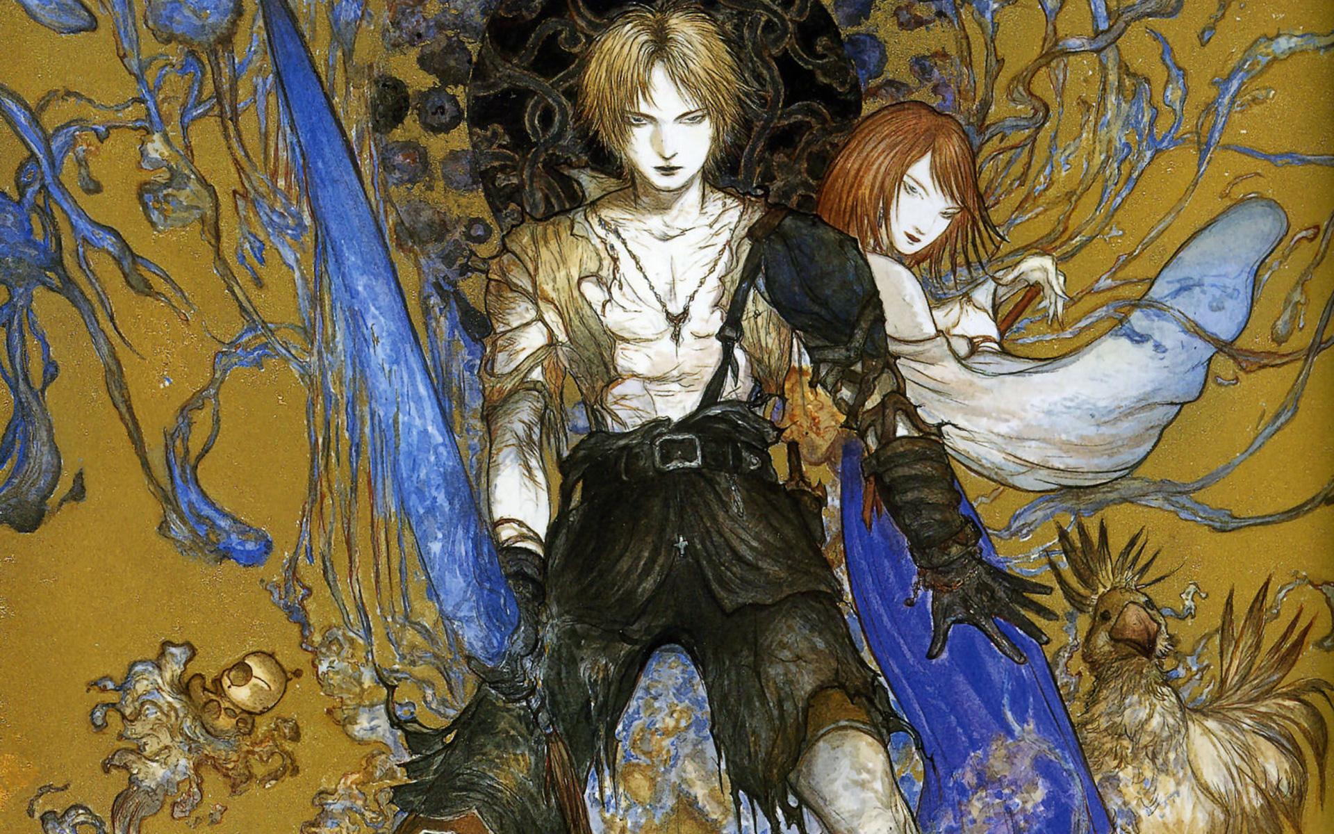 Free Final Fantasy X Wallpaper in 1920x1200