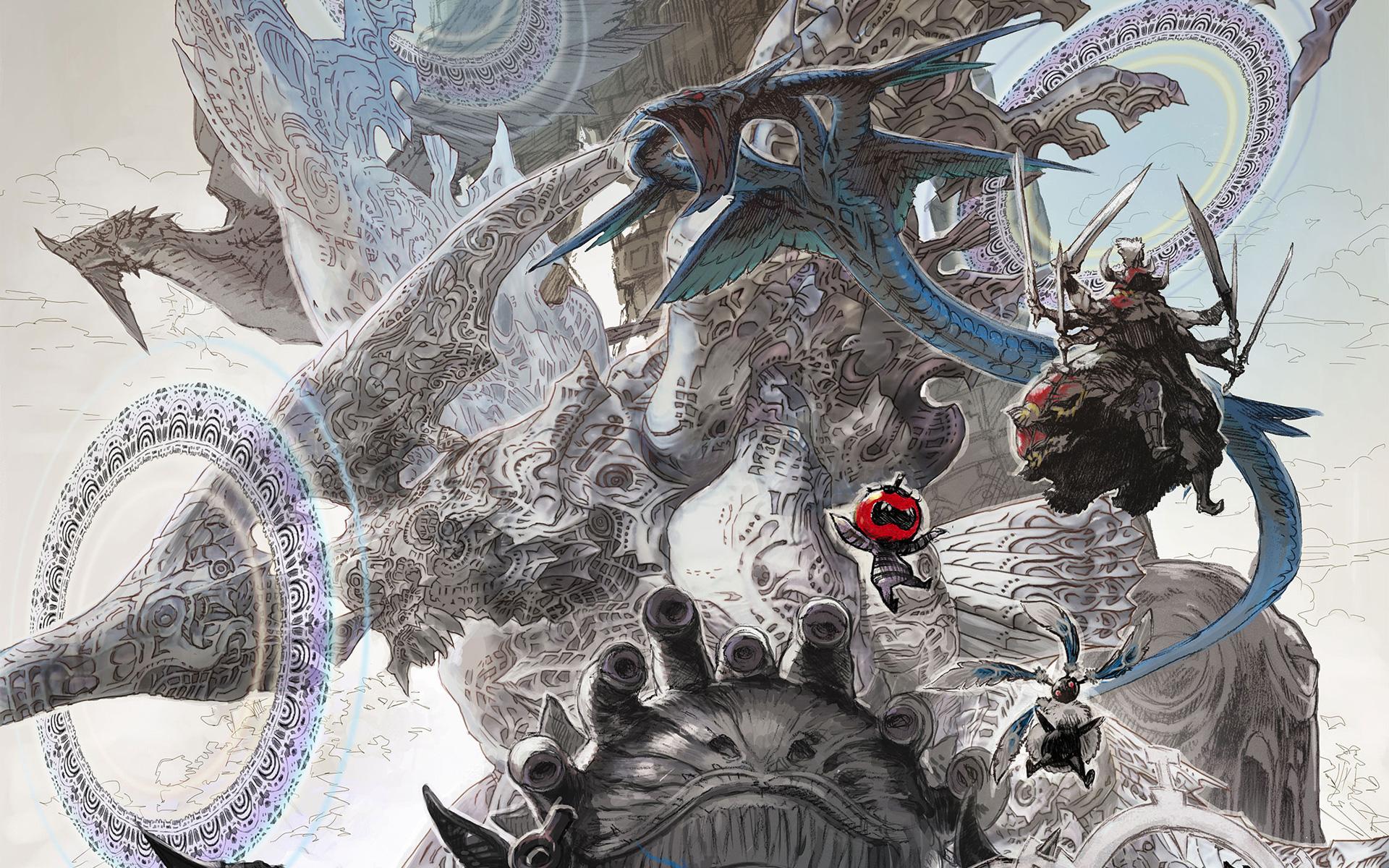 Free Final Fantasy XII Wallpaper in 1920x1200