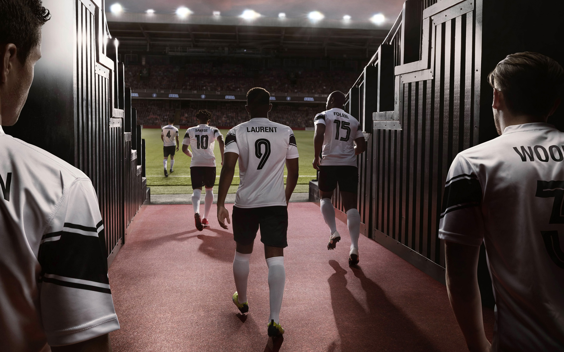Free Football Manager 2019 Wallpaper in 1920x1200