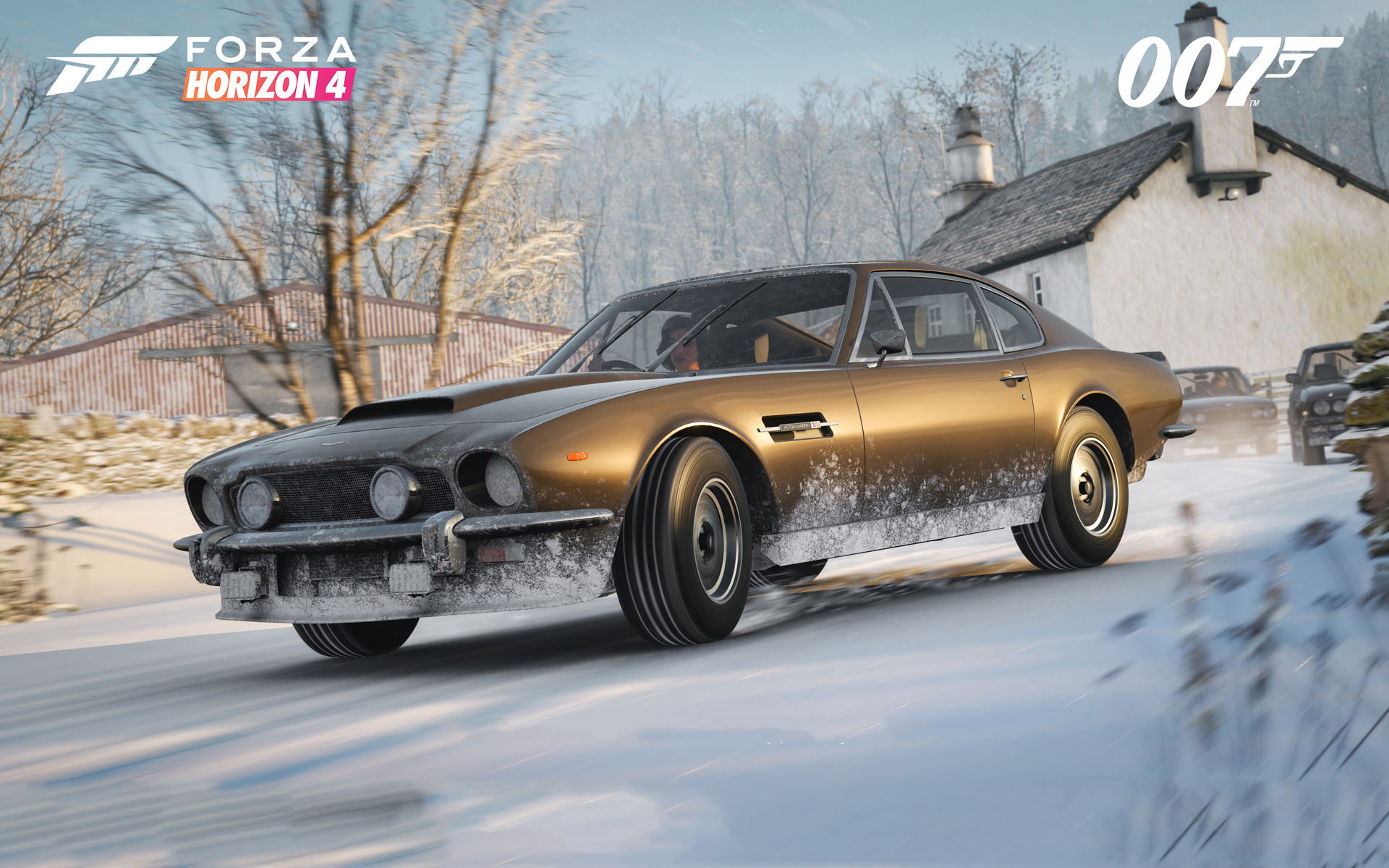 Free Forza Horizon 4 Wallpaper in 1920x1200