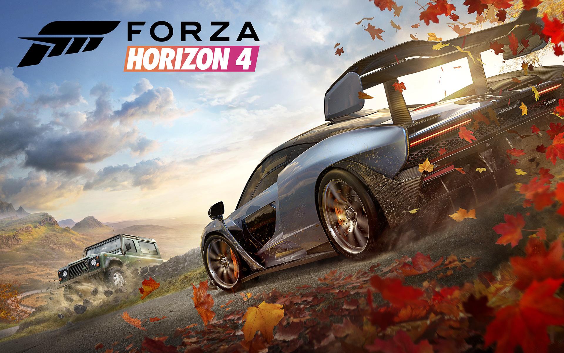 Free Forza Horizon 4 Wallpaper in 1920x1200