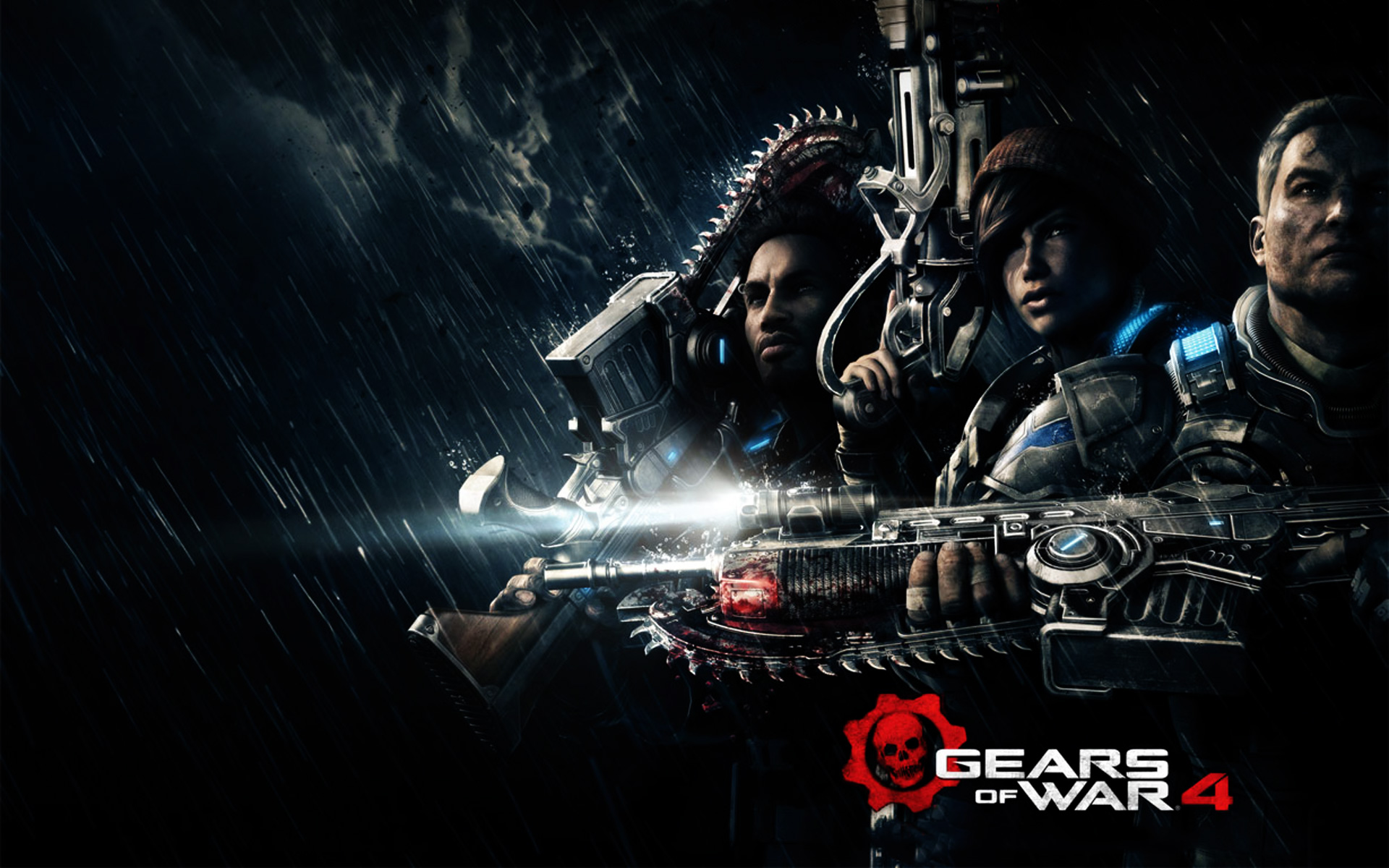 Gears of War 4 Wallpaper in 1920x1200