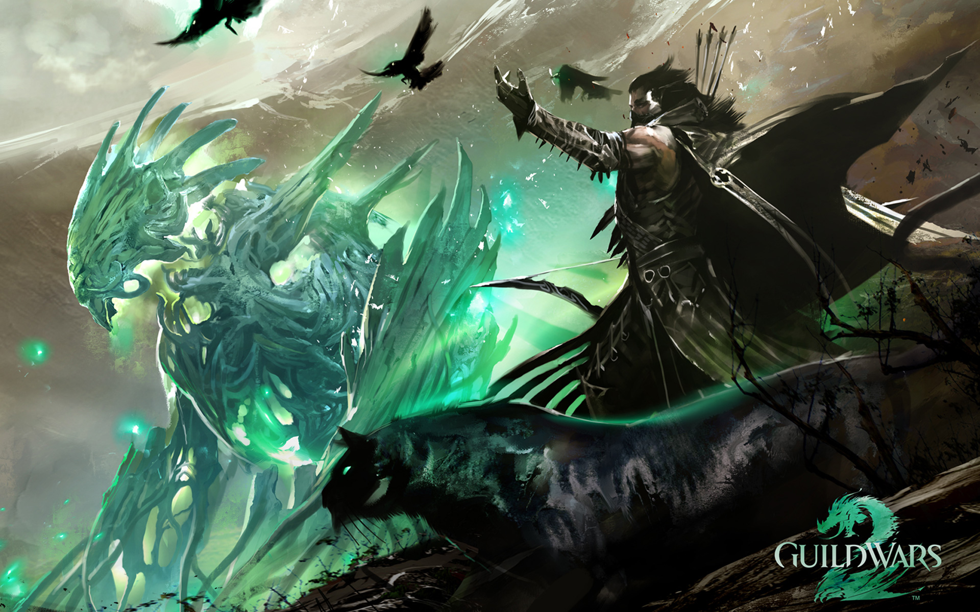 Free Guild Wars 2 Wallpaper in 1920x1200