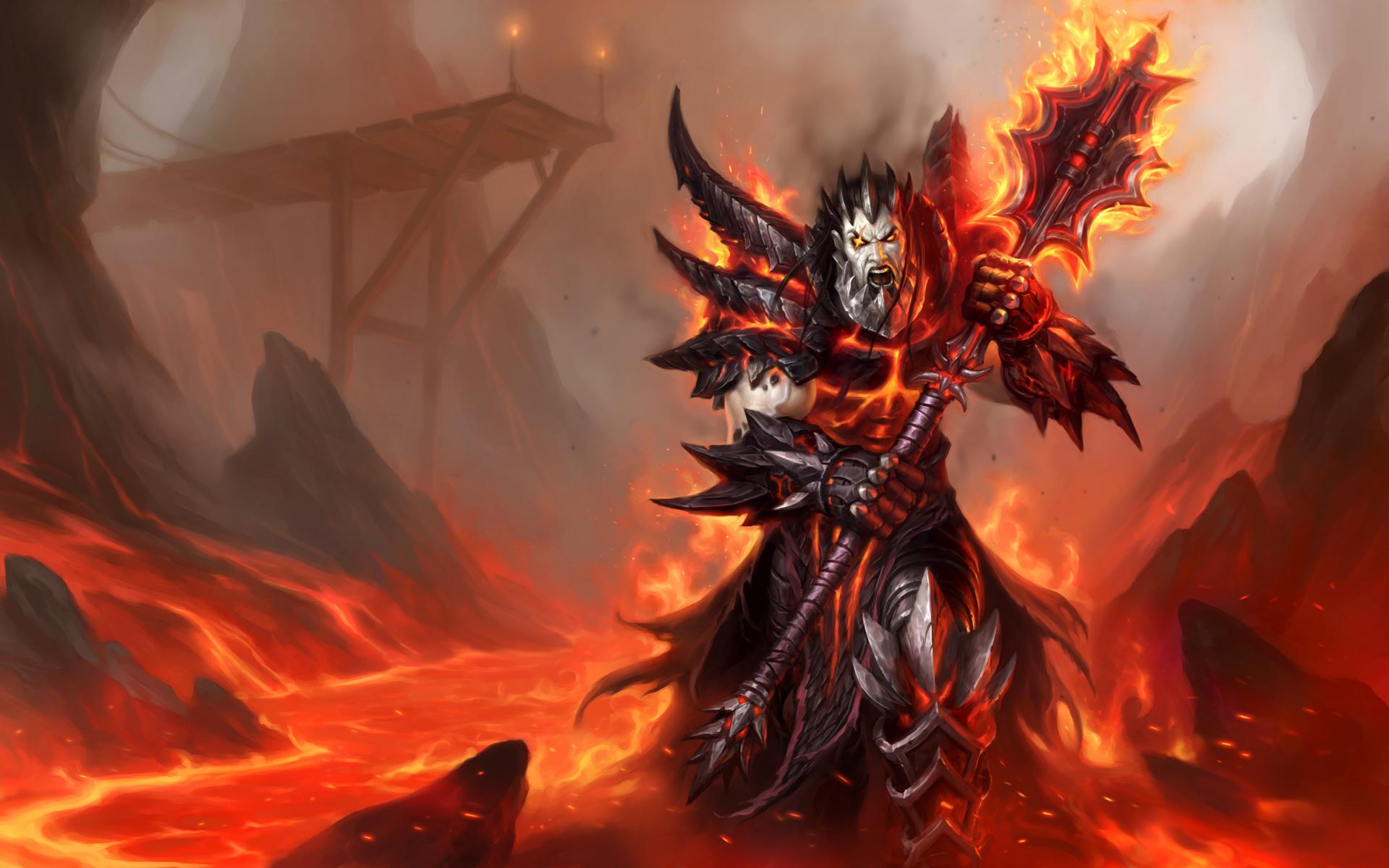 Free Hearthstone: Heroes of Warcraft Wallpaper in 1920x1200