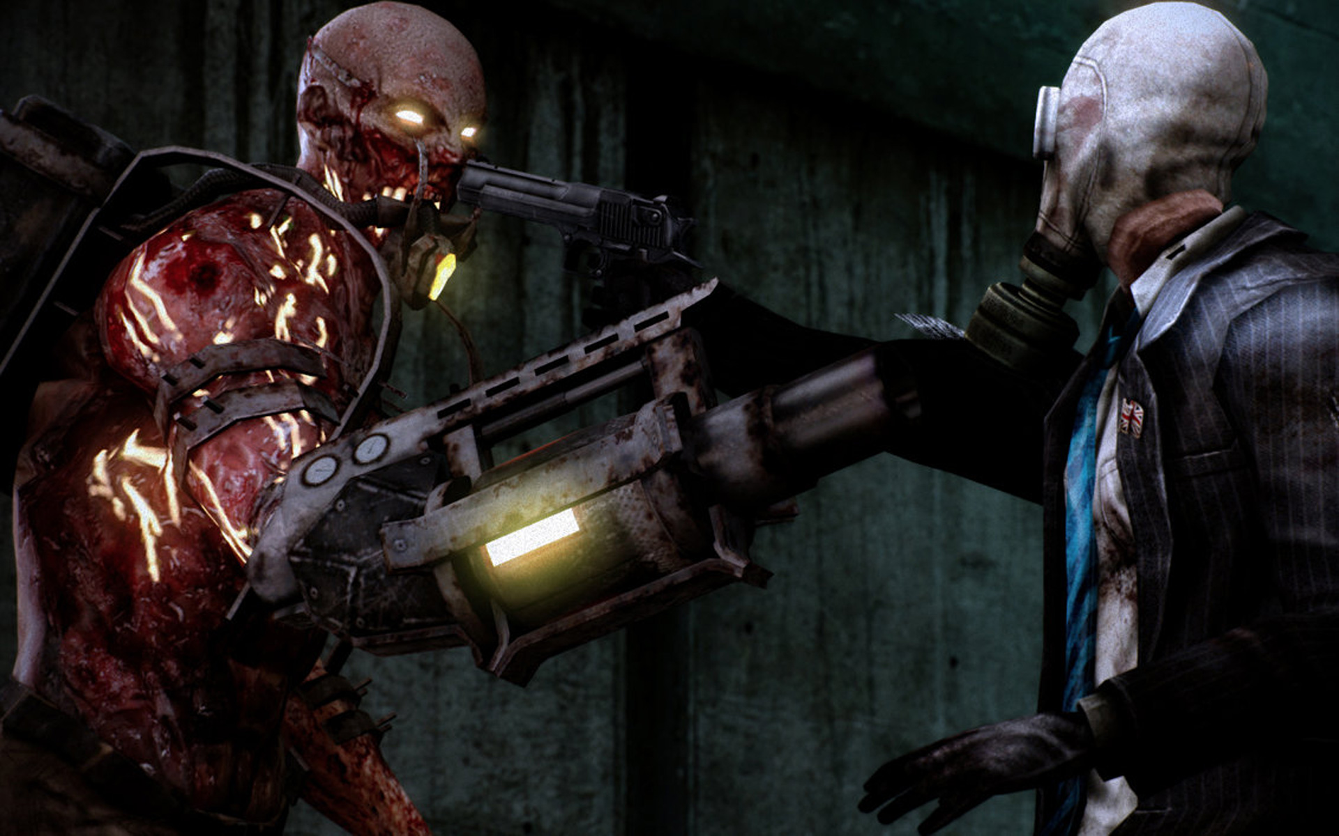 Free Killing Floor Wallpaper in 1920x1200