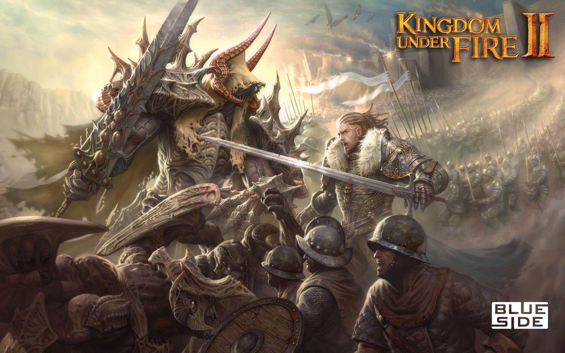 Free Kingdom Under Fire II Wallpaper in 1920x1200