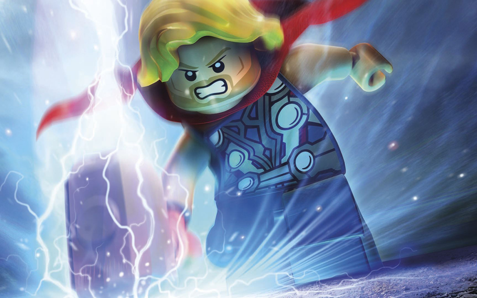 Free Lego Marvel Super Heroes Wallpaper in 1920x1200