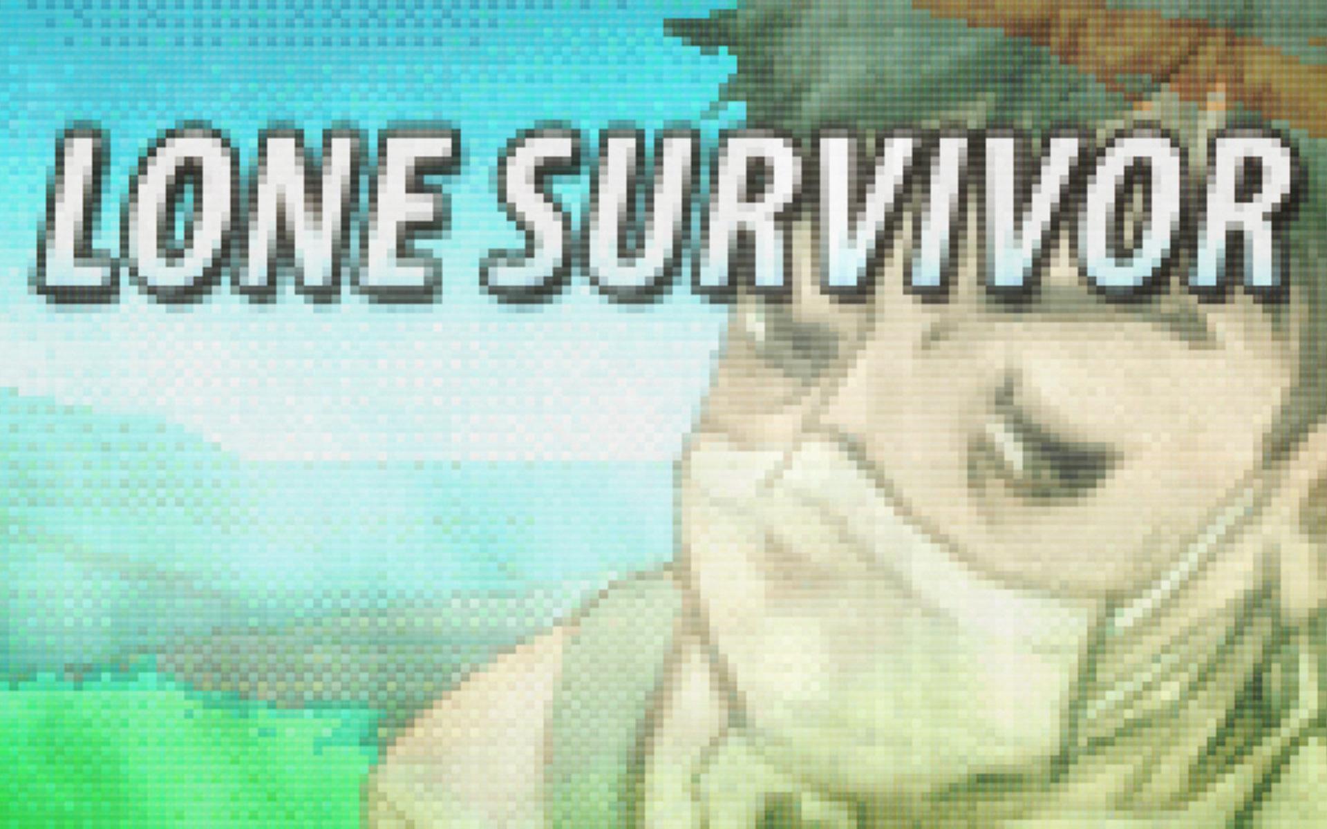 Free Lone Survivor Wallpaper in 1920x1200