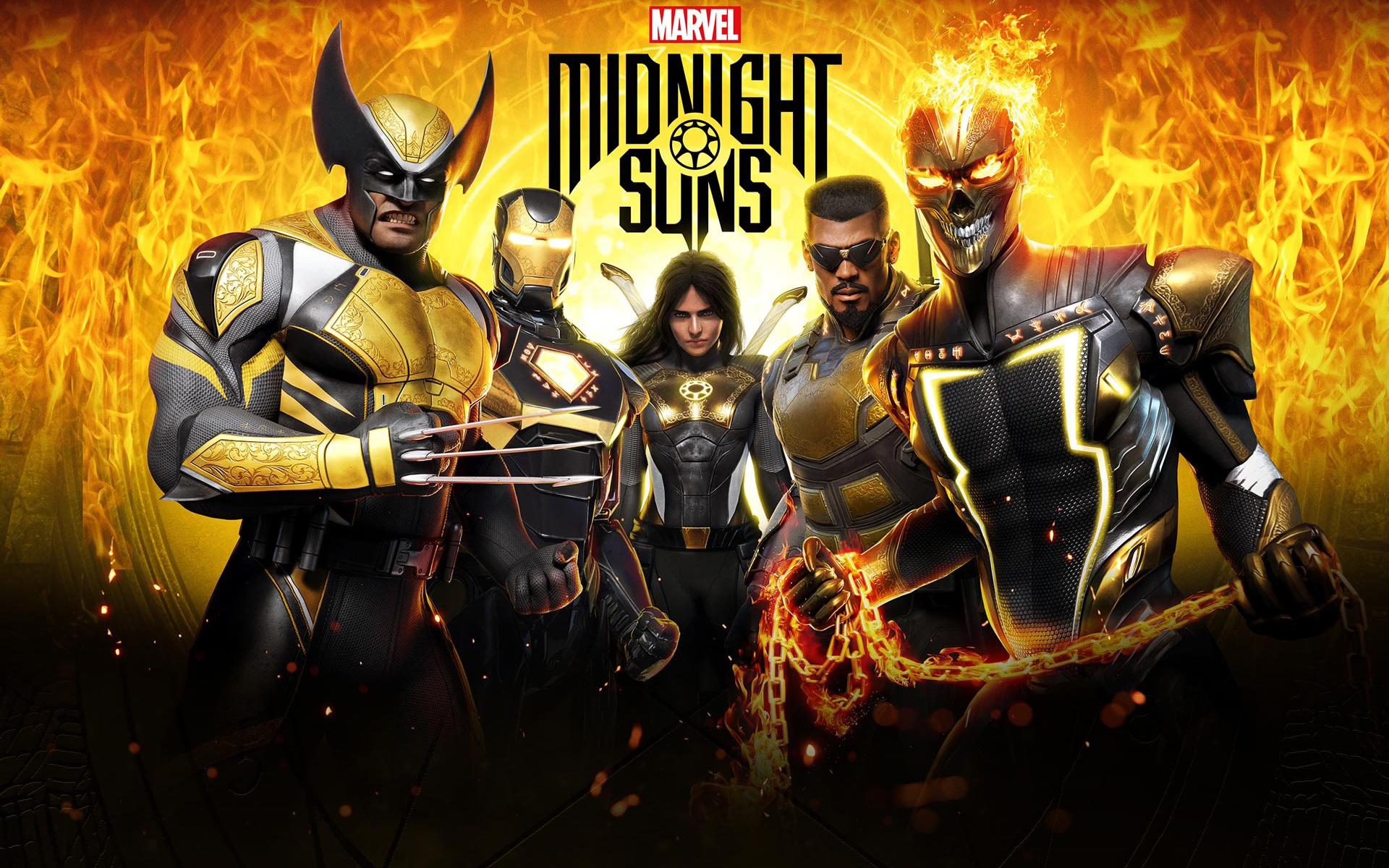 Free Marvel's Midnight Suns Wallpaper in 1920x1200