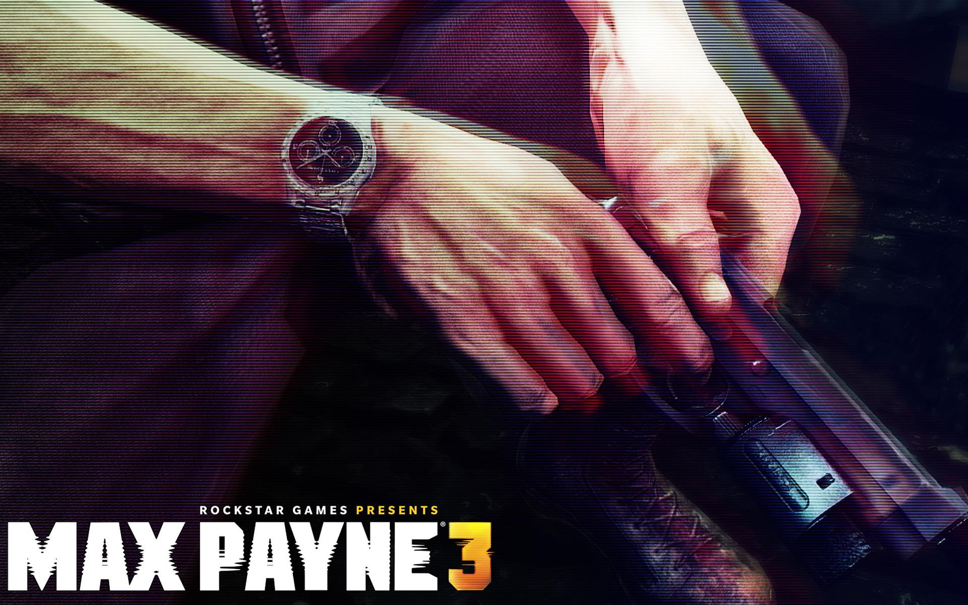 Max Payne 3 Wallpaper in 1920x1200